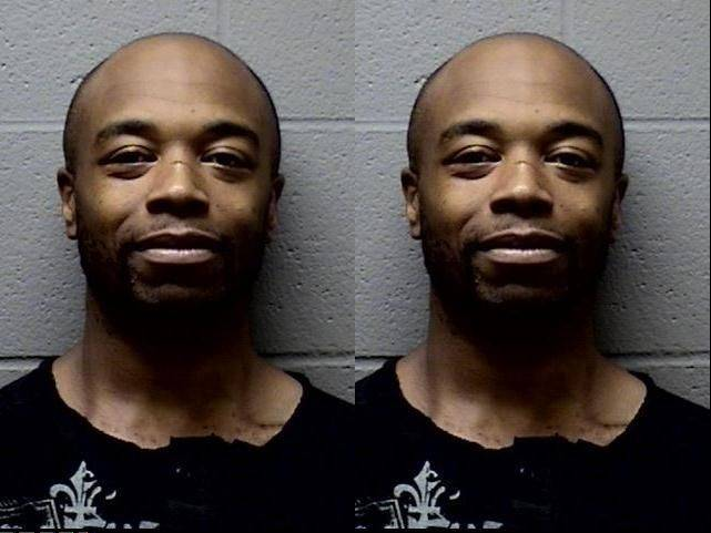 Willie Teague was arrested as part of a joint sweep conducted by the Elgin Police Department and the U.S. Marshals on July 21.