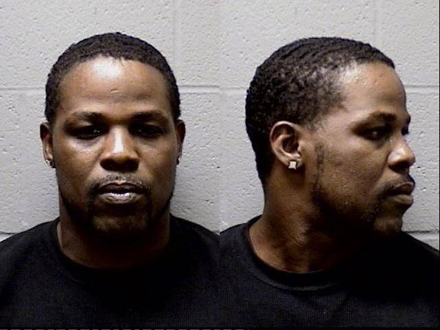 Myrance Thomas was arrested as part of a joint sweep conducted by the Elgin Police Department and the U.S. Marshals on July 21.
