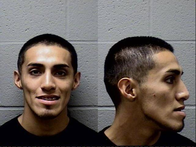 Edgar Zamora was arrested as part of a joint sweep conducted by the Elgin Police Department and the U.S. Marshals on July 21.