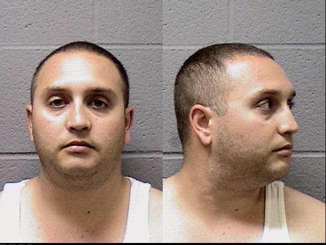 Anthony Passantino was arrested as part of a joint sweep conducted by the Elgin Police Department and the U.S. Marshals on July 21.