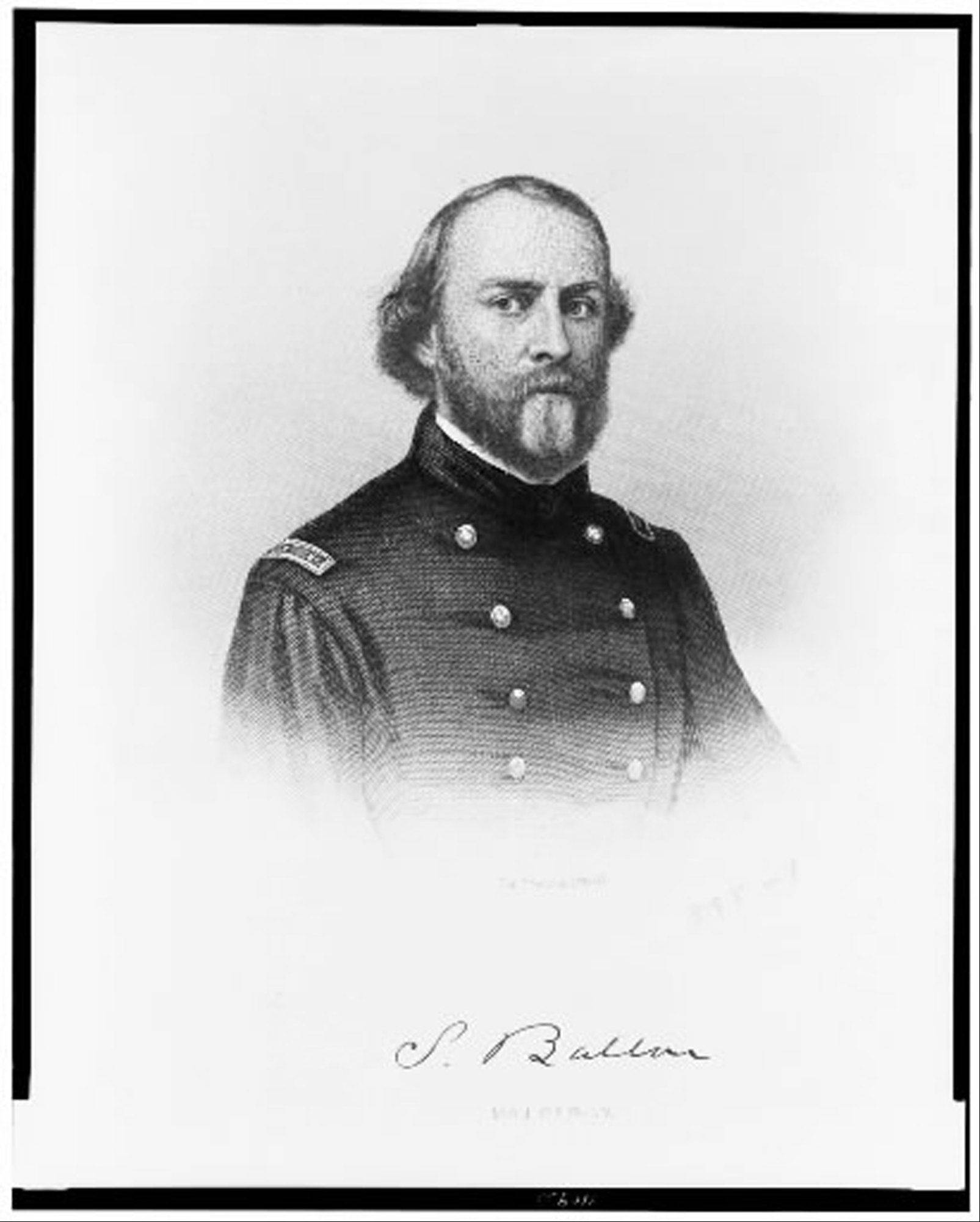 Sullivan Ballou was a 32-year-old major in the 2nd Rhode Island Infantry Regiment when he was mortally wounded at the Battle of Bull Run 150 years ago.