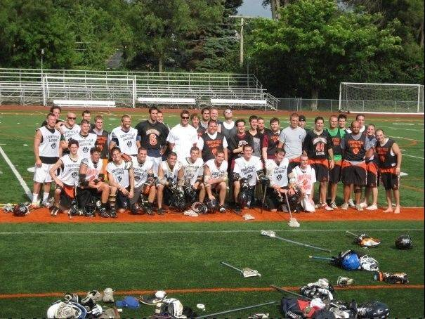 The sixth annual Libertyville High School lacrosse alumni game on Saturday will benefit the Libertyville Township food pantry.