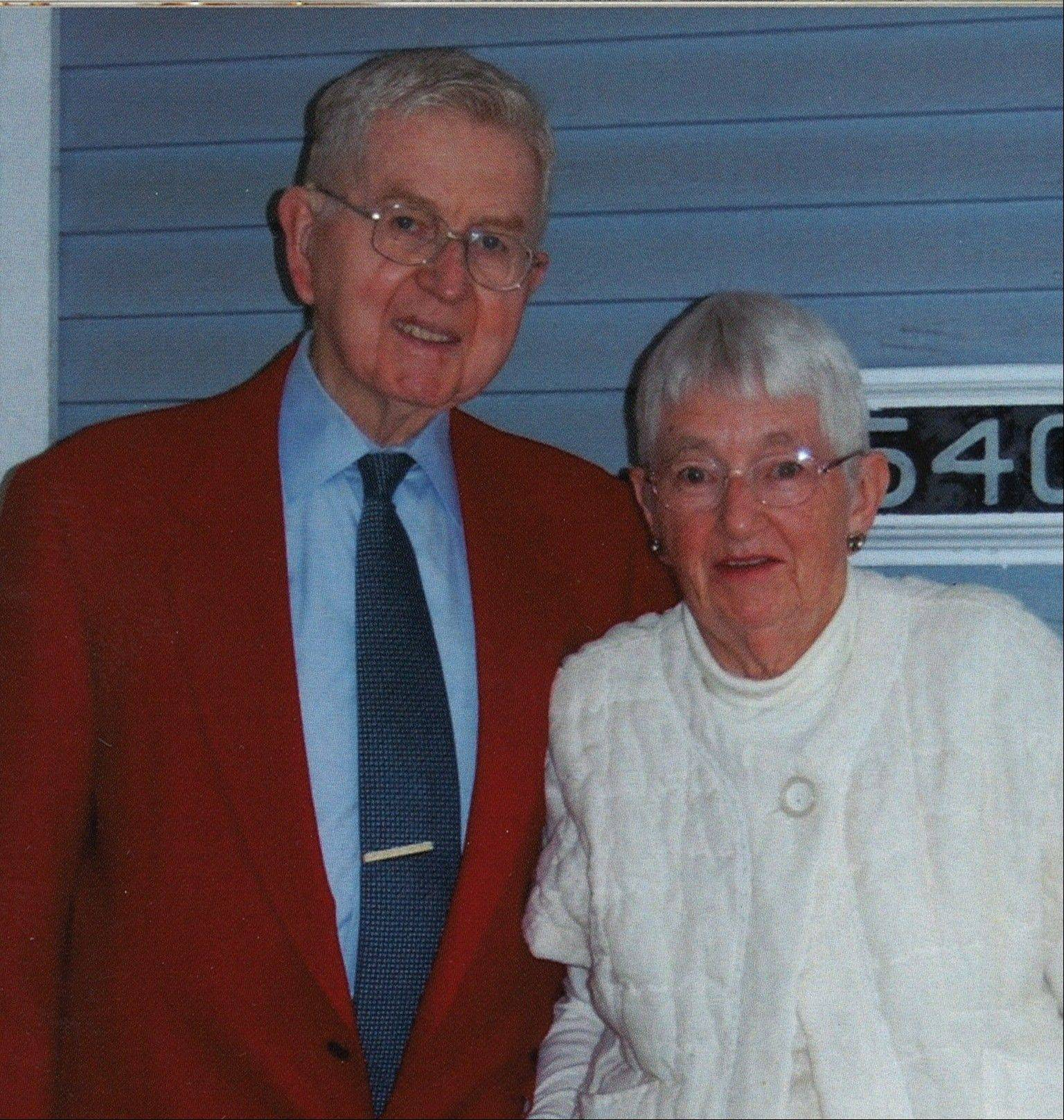 Bill and Dyllis Braithwaite