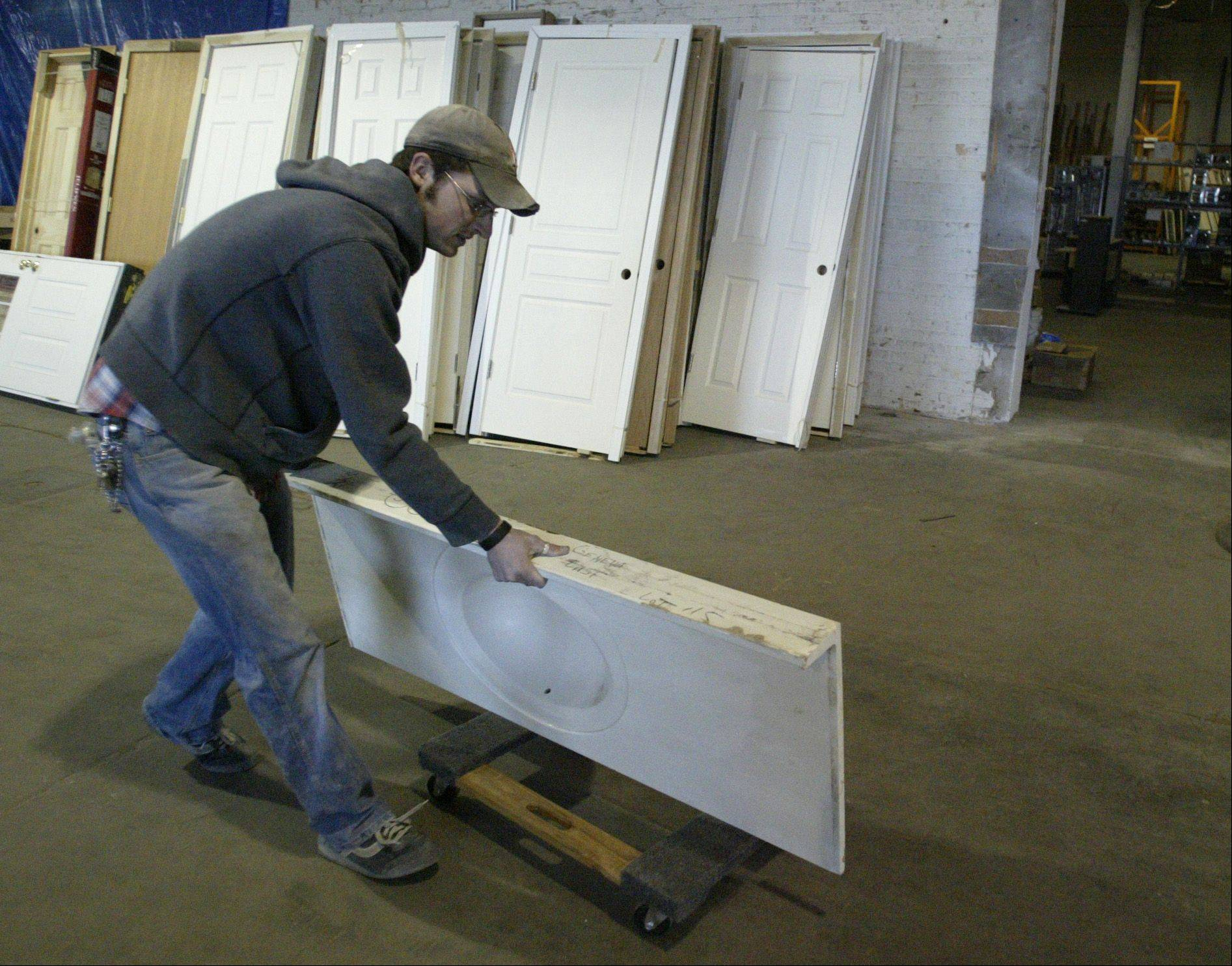 The DuPage Habitat for Humanity ReStore will open Saturday in Addison.