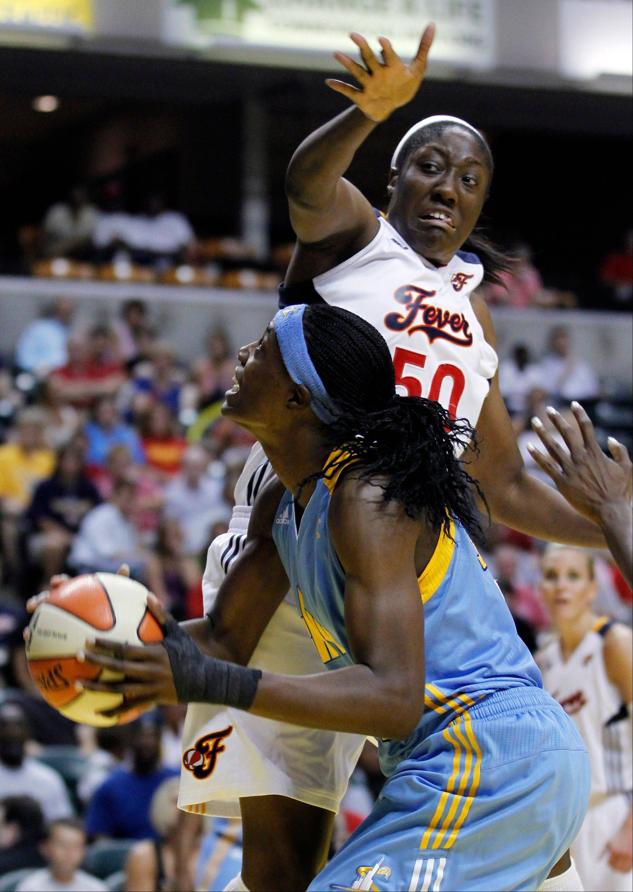 Sylvia Fowles has been wearing a black wrap around her left wrist since injuring it on June 23. Fowles will miss today�s WNBA All-Star Game as she gets the wrist examined during the break in the regular-season schedule.