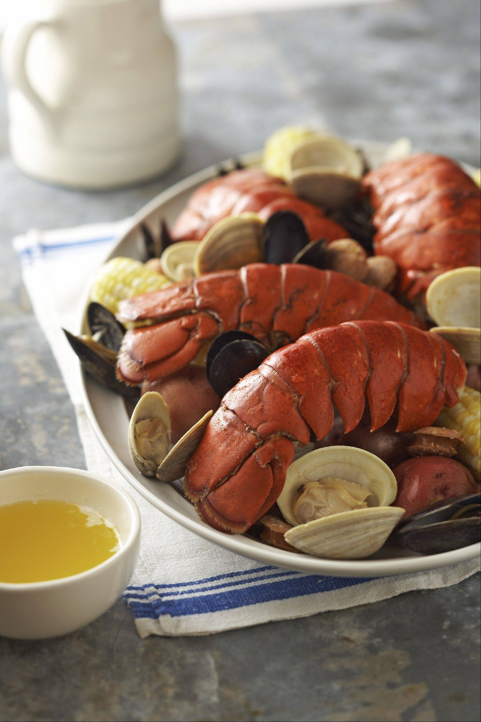 You don't need to live near an ocean or be a New Englander to enjoy a clambake.