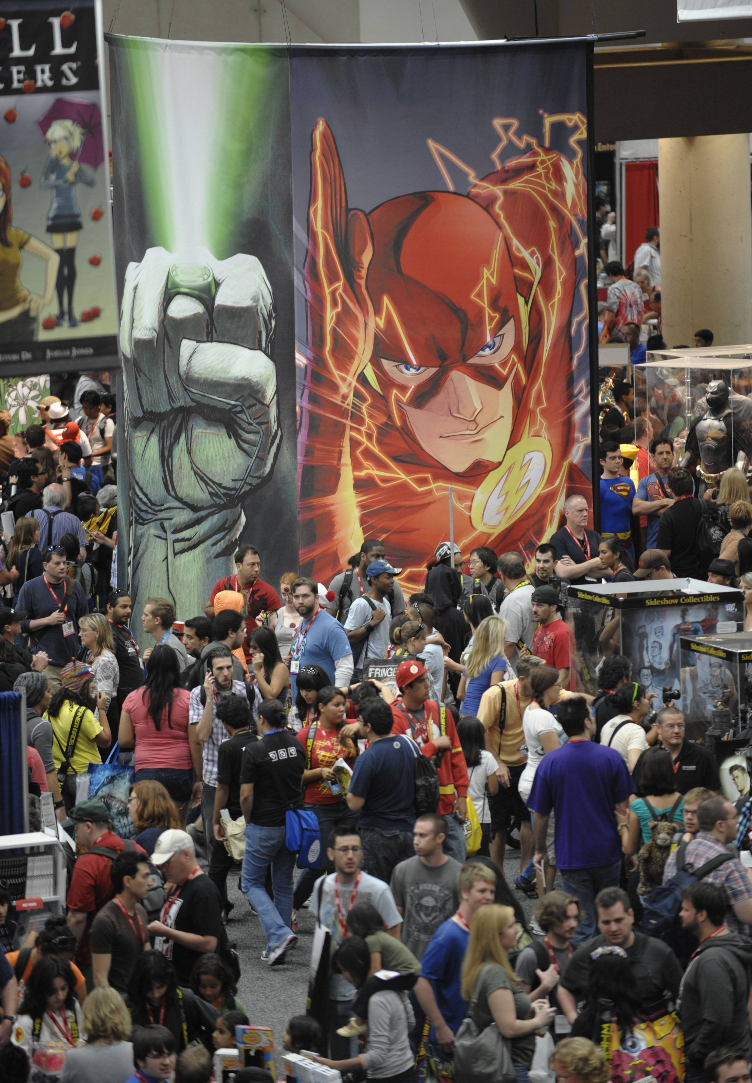 Comic-Con closes after 4 days of pop-culture fun