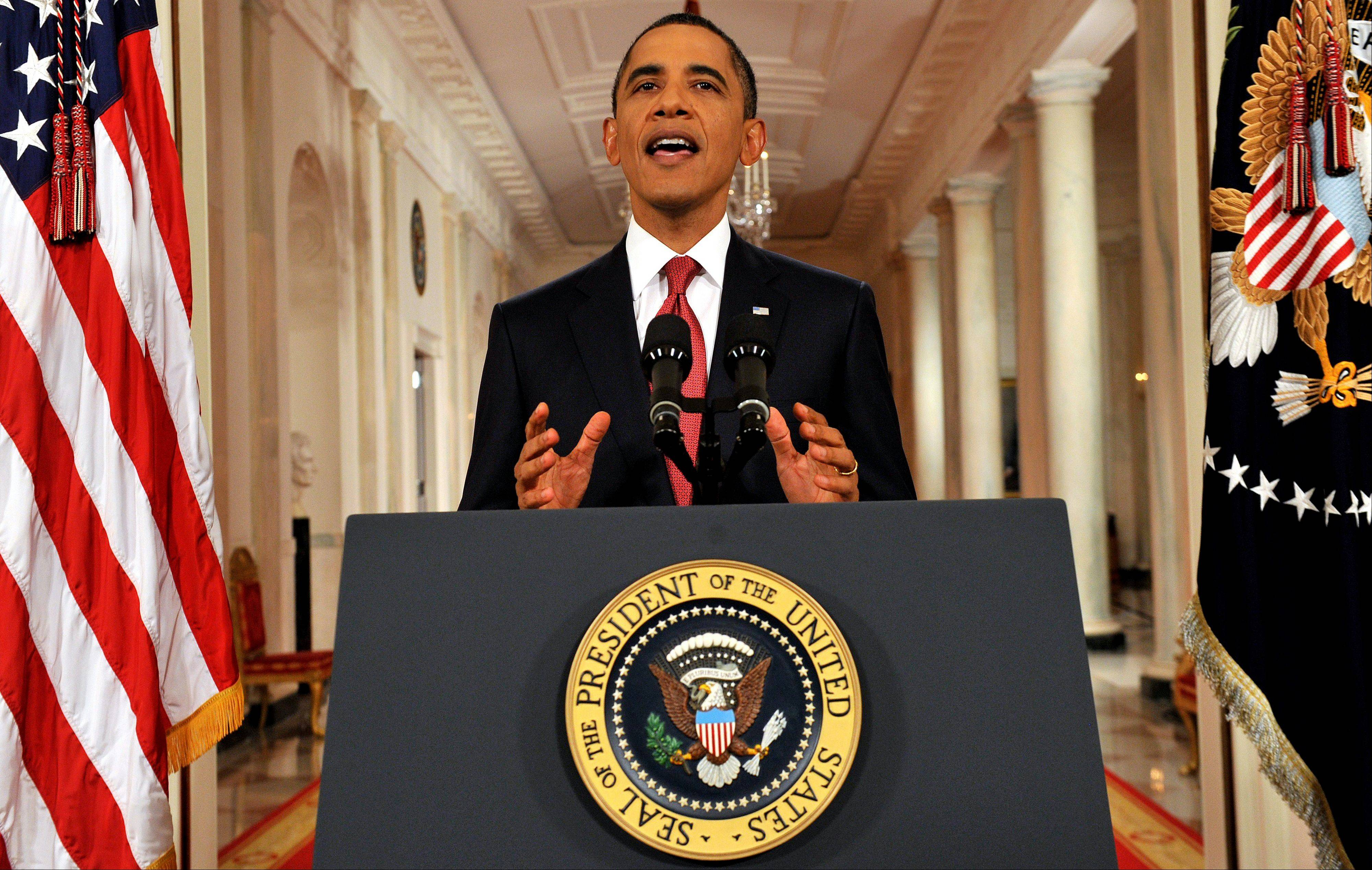 Obama: Halt '3-ring-circus' of debt debate