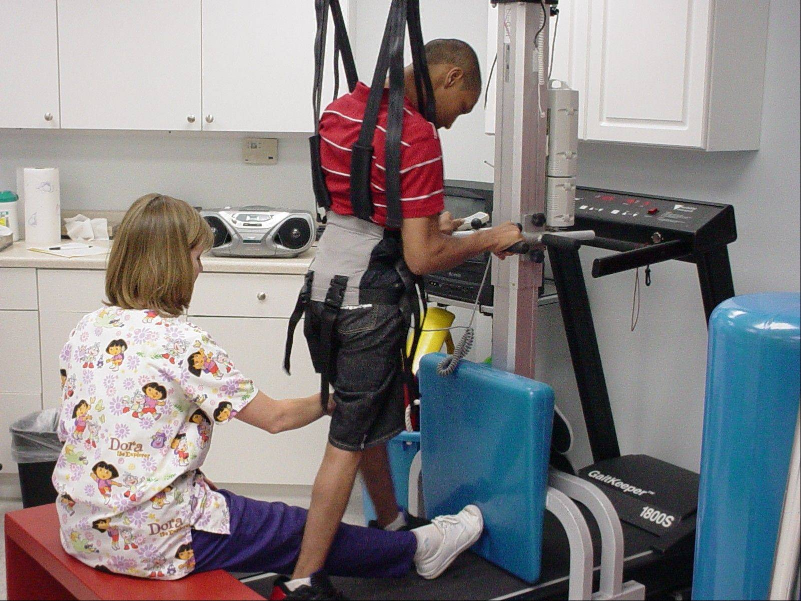 People with physical disabilities can find therapy through the Association for Individual Development, based in Aurora.