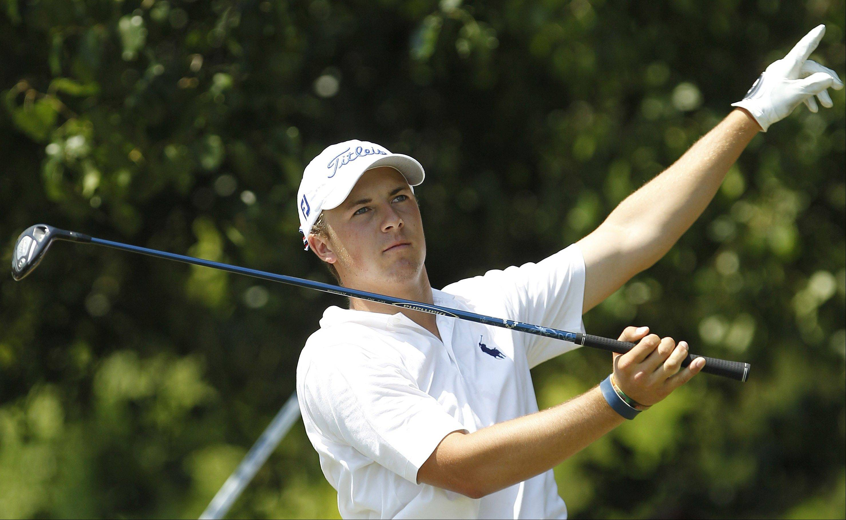 Jordan Spieth, who won the U.S. Junior title the last two years, is in the field for the 109th Western Amateur, which begins next week at North Shore Country Club in Glencoe. Spieth turns 18 on Wednesday.