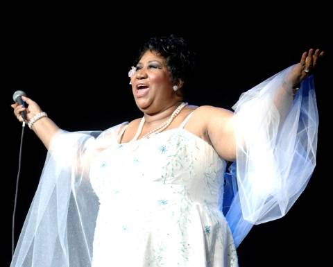 Aretha Franklin will stop by the Sears Centre on Sept. 24 for Fashion on Ice. Skaters, including Olympians Sasha Cohen and Sarah Hughes, will perform while Franklin sings. The performance will be broadcast on Nov. 13 on NBC.