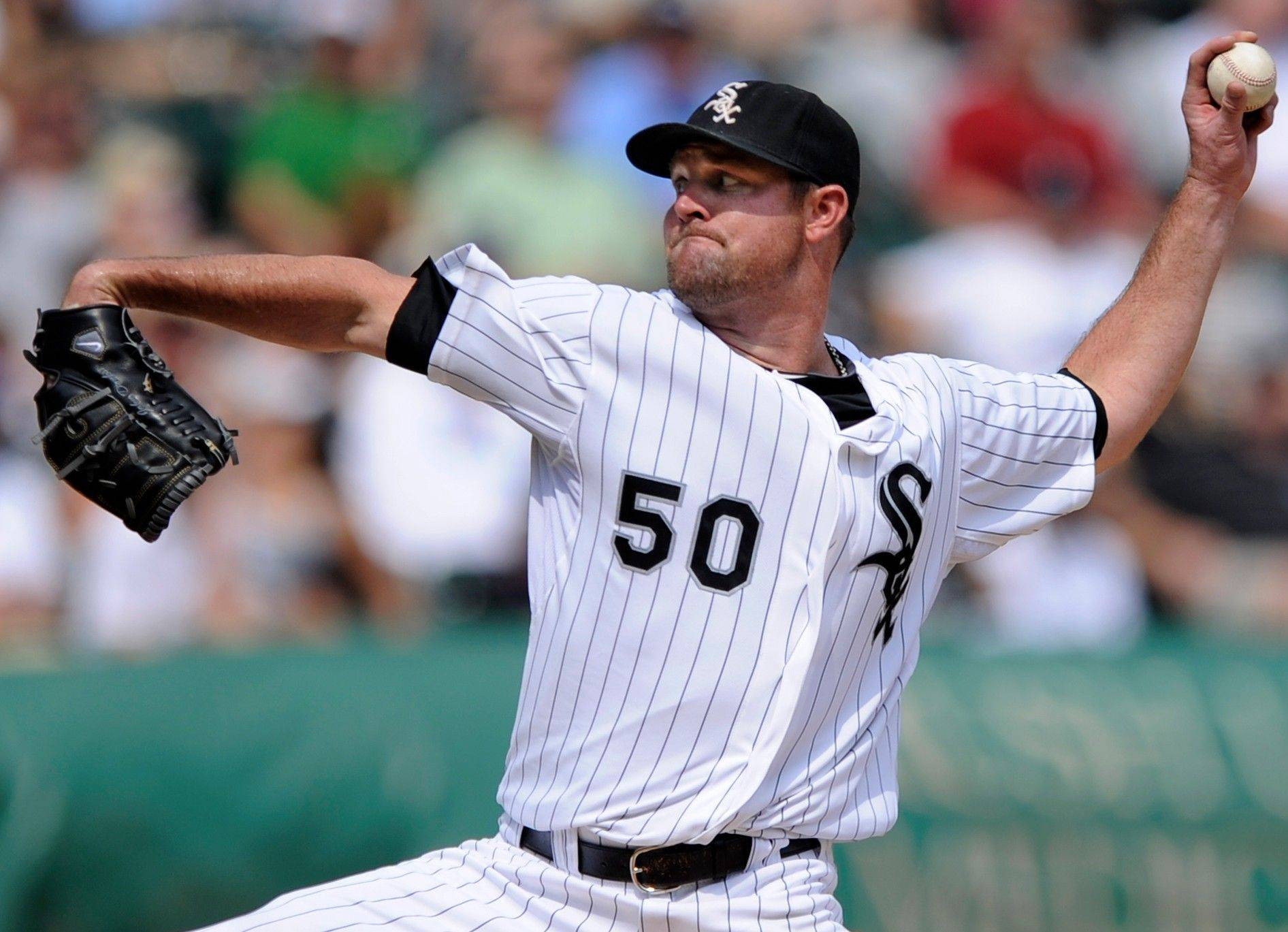 Determined Danks prevails for White Sox