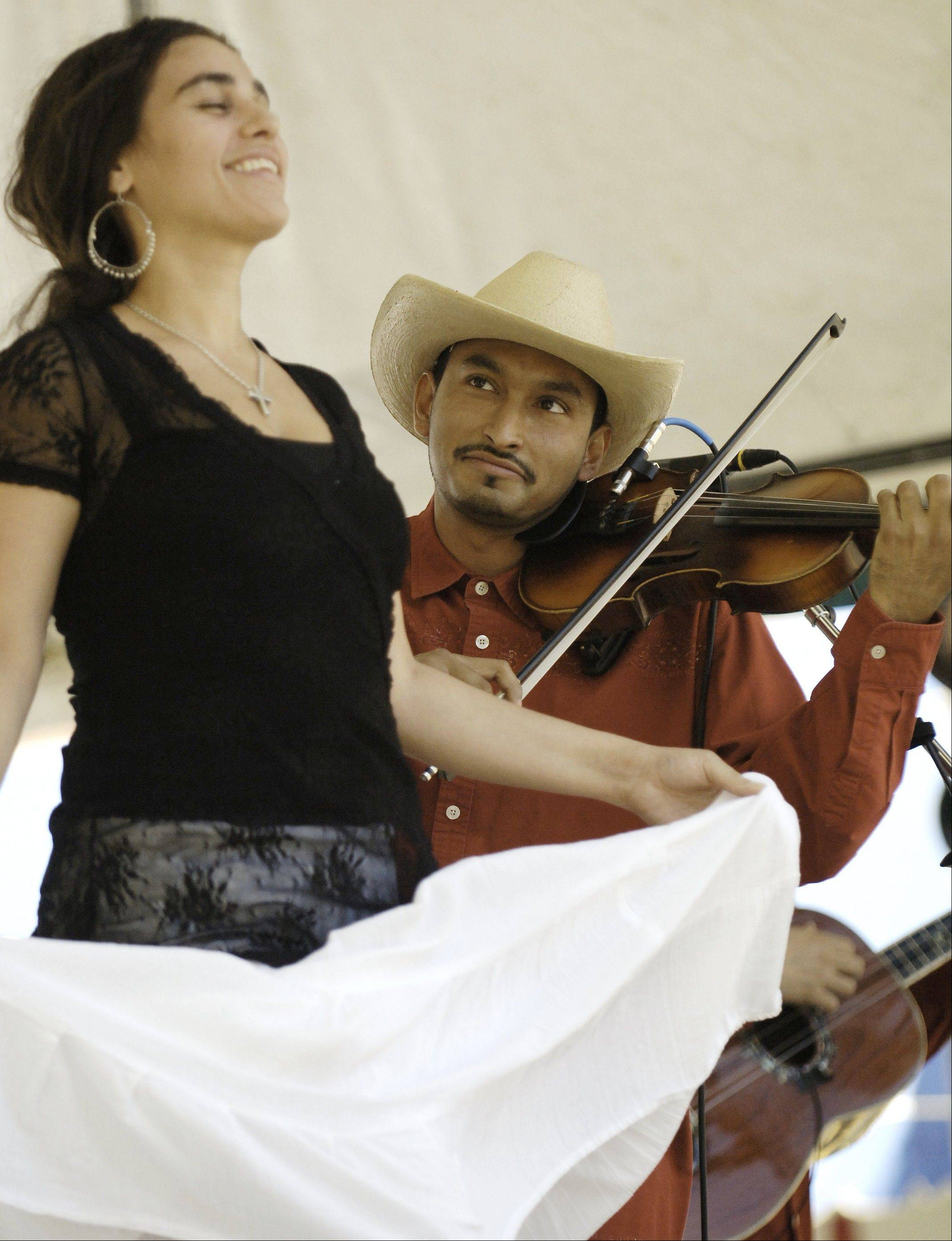 Fiestas Patrias, a celebration of Mexican independence in Aurora, has been free to fest-goers. Plans to charge a $2 admission fee this year were scrapped, but questions linger about how funds from the festival are used.