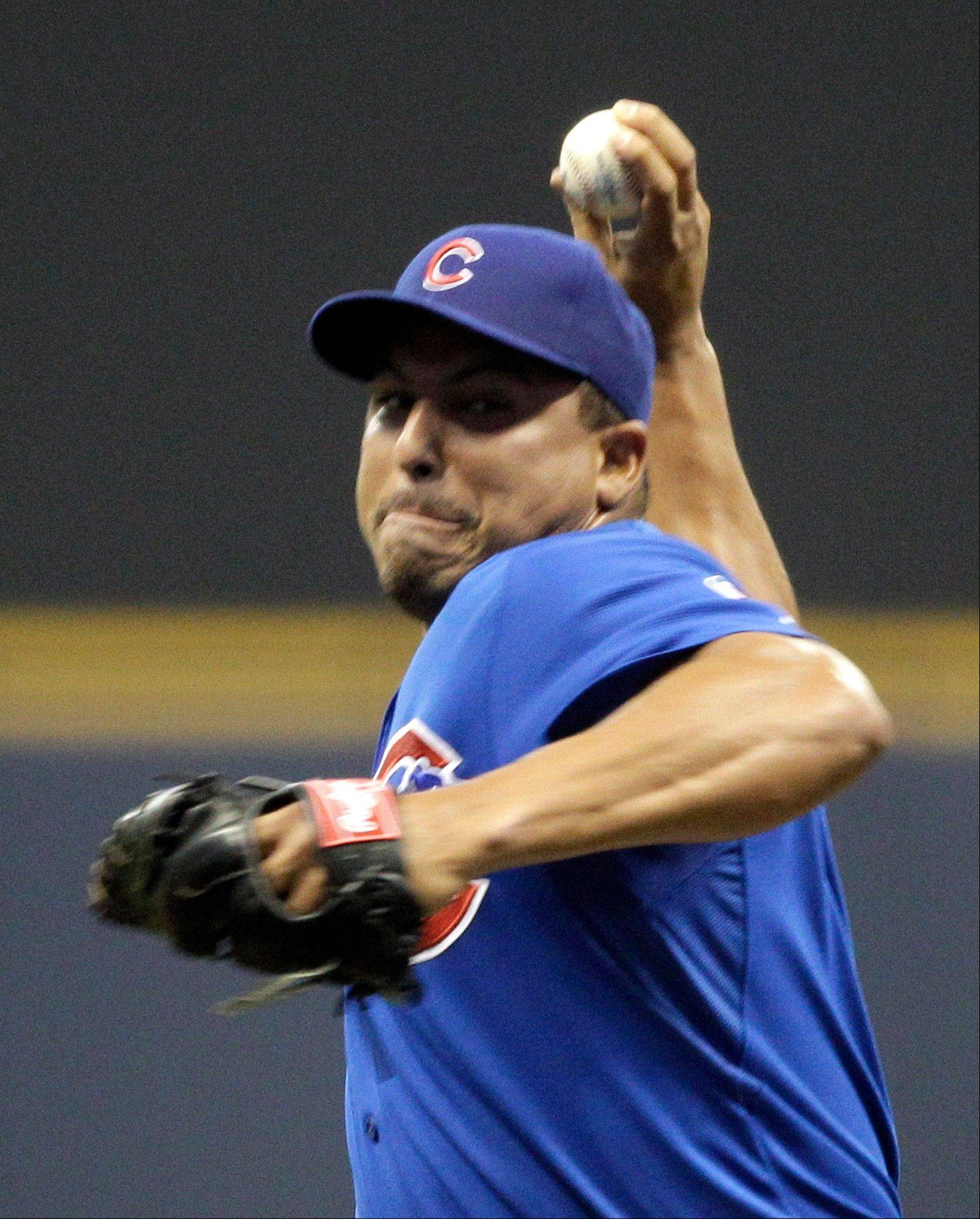 "Carlos Zambrano says, ""I still have the Cubs in my heart. If the change has to be me, that's OK."""
