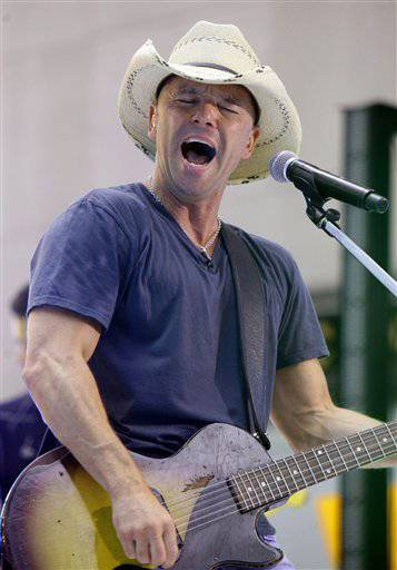 Singer Kenny Chesney is poised to reach a milestone as he has already sold more than 44,000 tickets, making it the hottest country ticket in the New York City-New Jersey area since Willie Nelson, Waylon Jennings, Merle Haggard and Linda Ronstadt drew more than 51,000 in 1983.