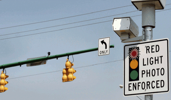 Winfield expects $212,400 in red light camera revenue