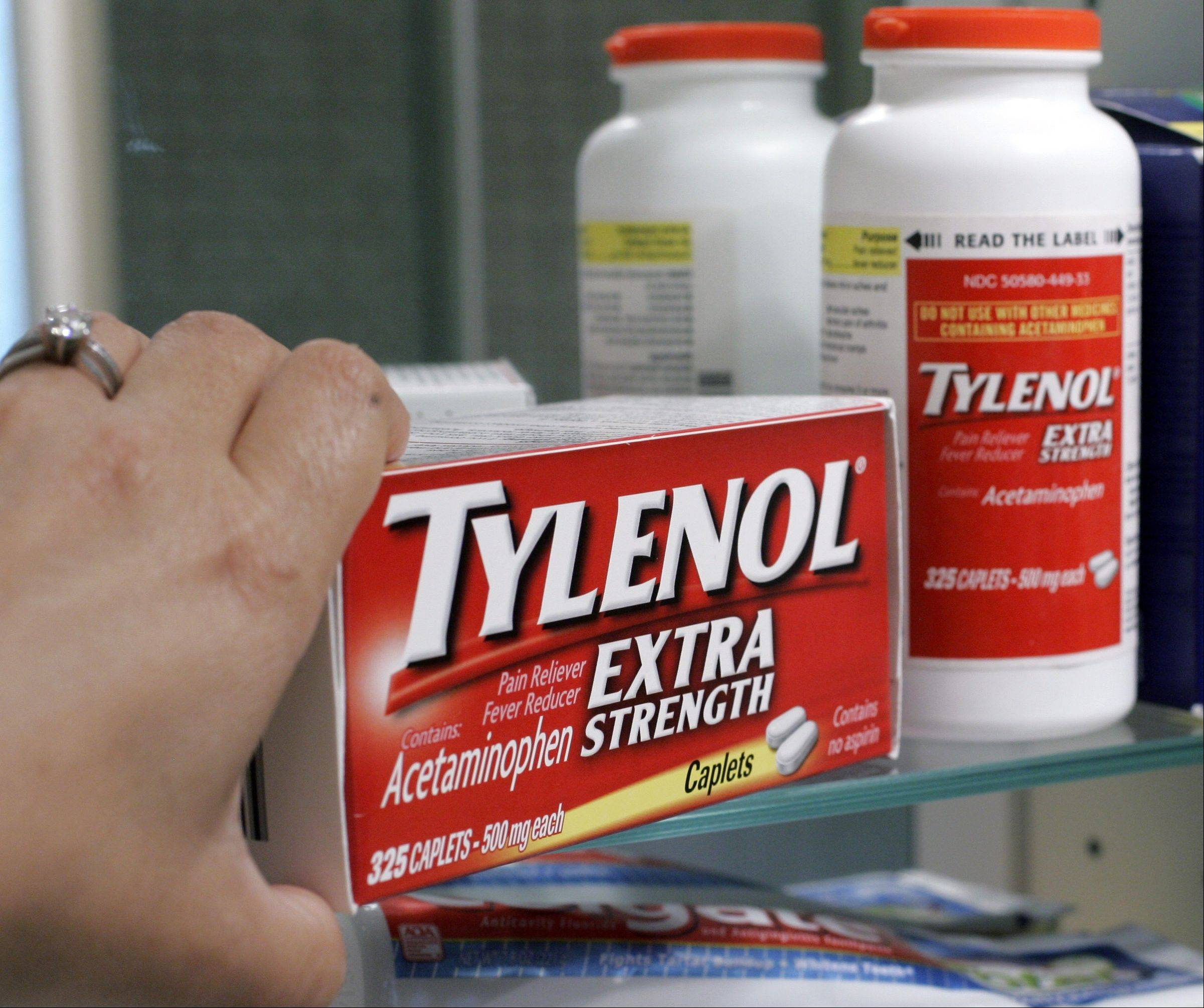 The maximum dose for Extra Strength Tylenol is being reduced to lower the risk of accidental overdose.
