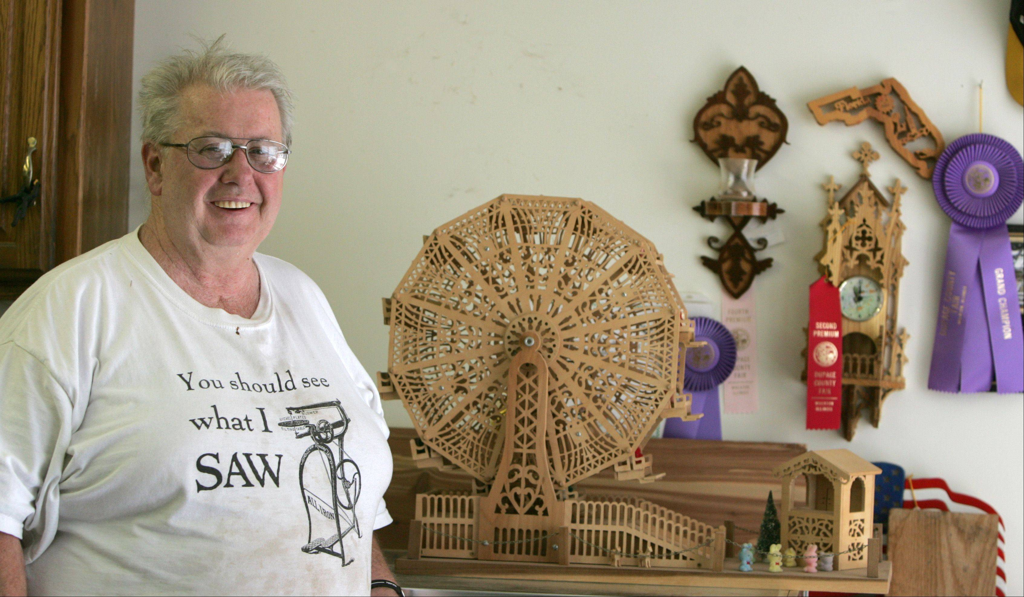 From woodworking to photography, DuPage puts hobbies on display at county fair