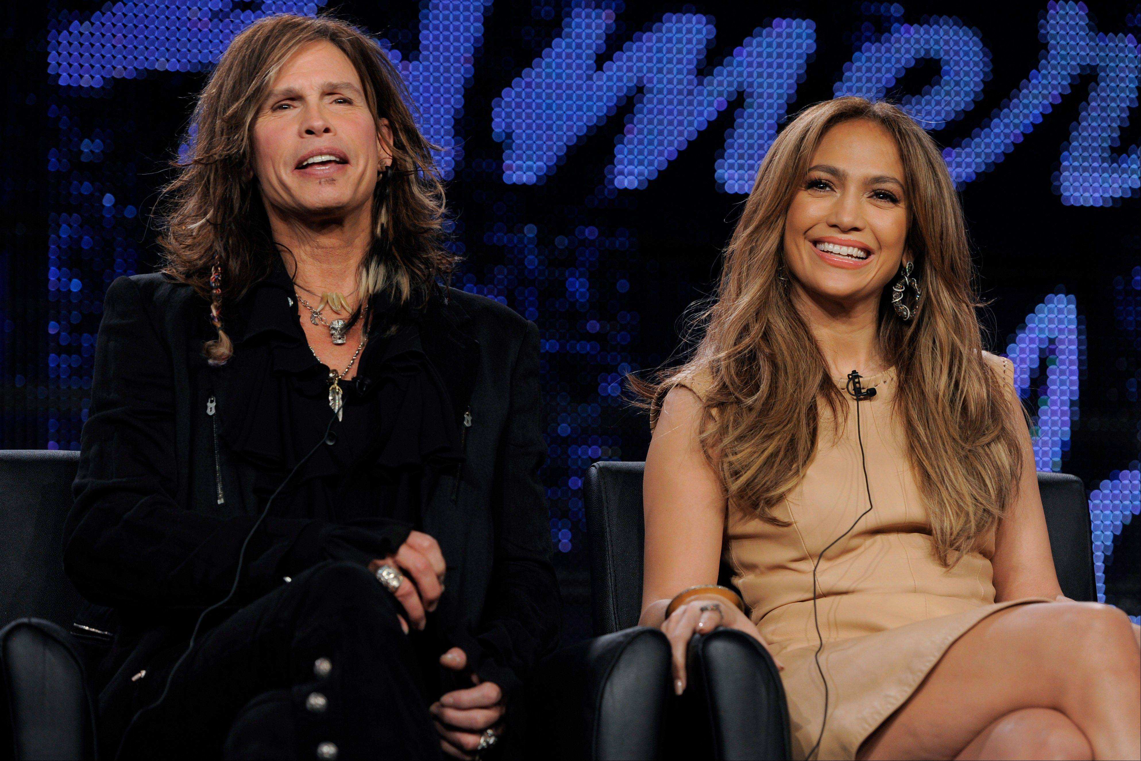 "This year Steven Tyler and Jennifer Lopez became judges on ""Idol,"" marking the first time the panel had singers still putting out music."