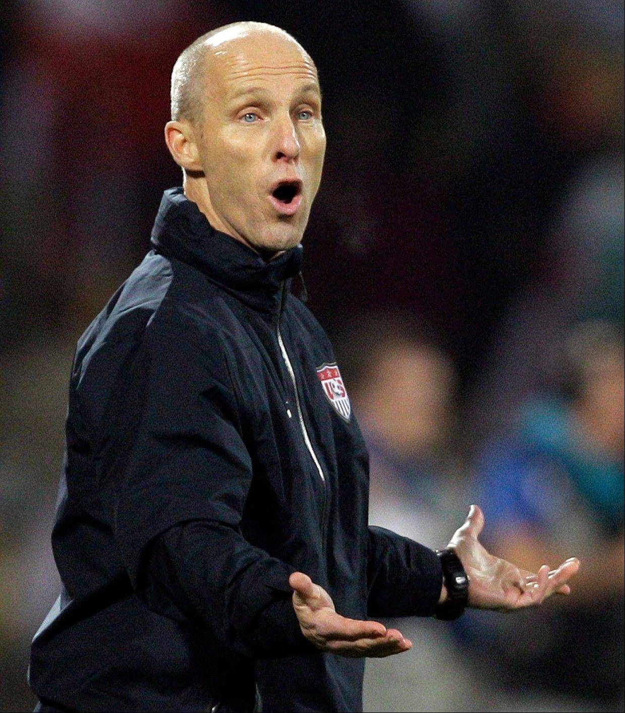 United States head soccer coach Bob Bradley has been fired as head coach of the U.S. men�s national team after five years, U.S. Soccer President Sunil Gulati announced Thursday.