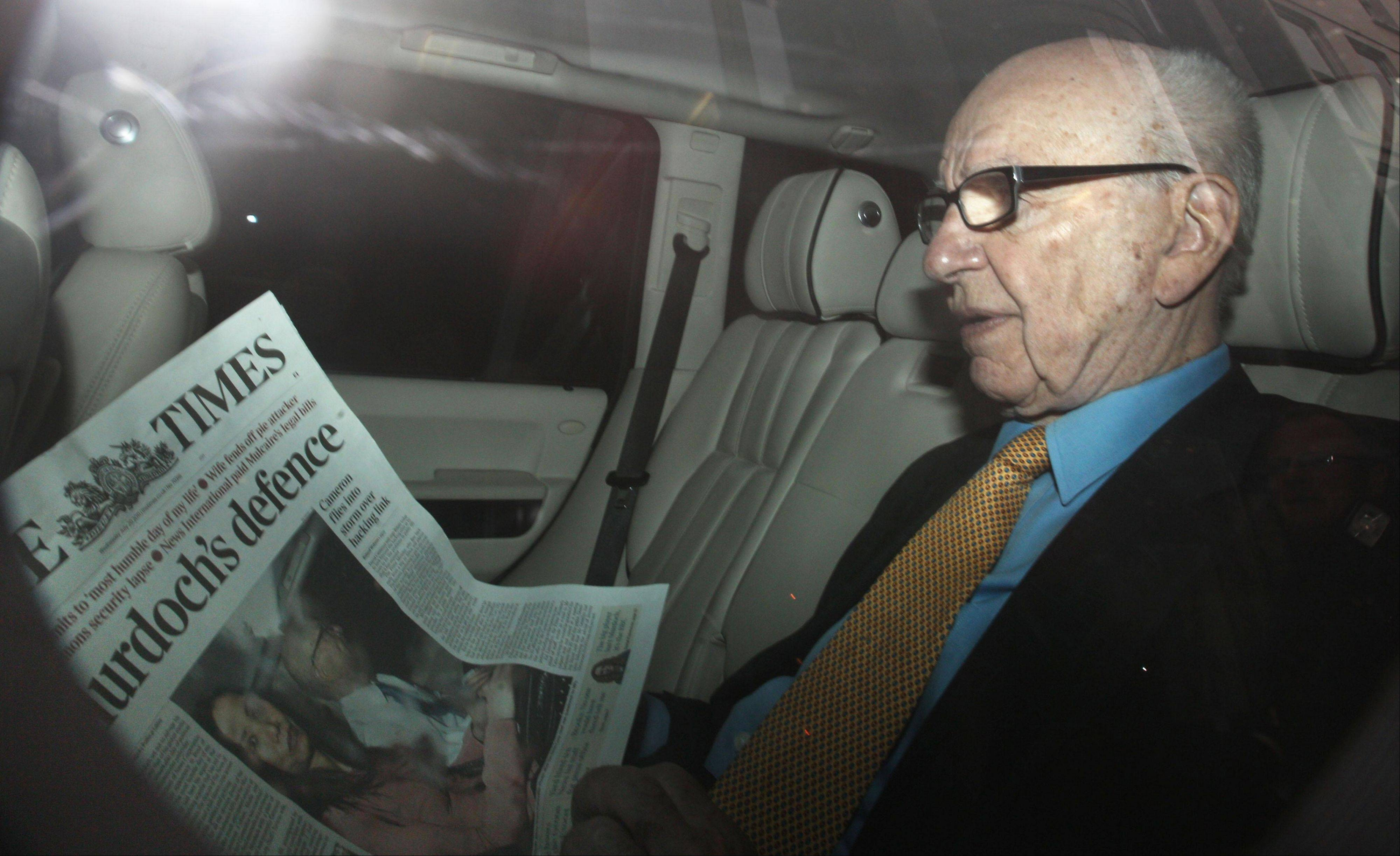 Rupert Murdoch's critics say he has focused too much attention on expanding his empire with little regard for Wall Street's chief measure of success: a rising stock price.
