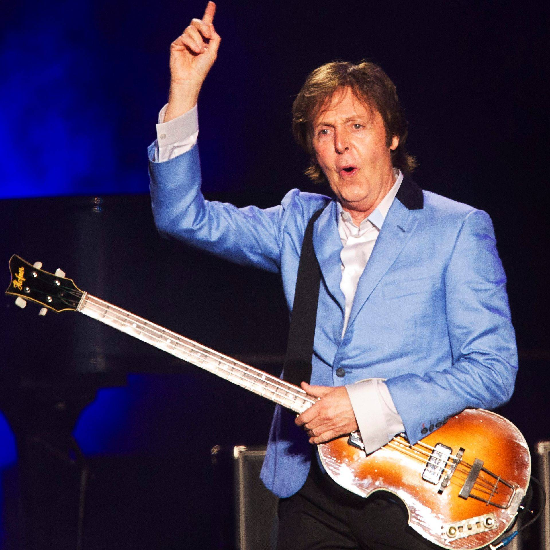Paul McCartney will play two shows this weekend at Wrigley Field.