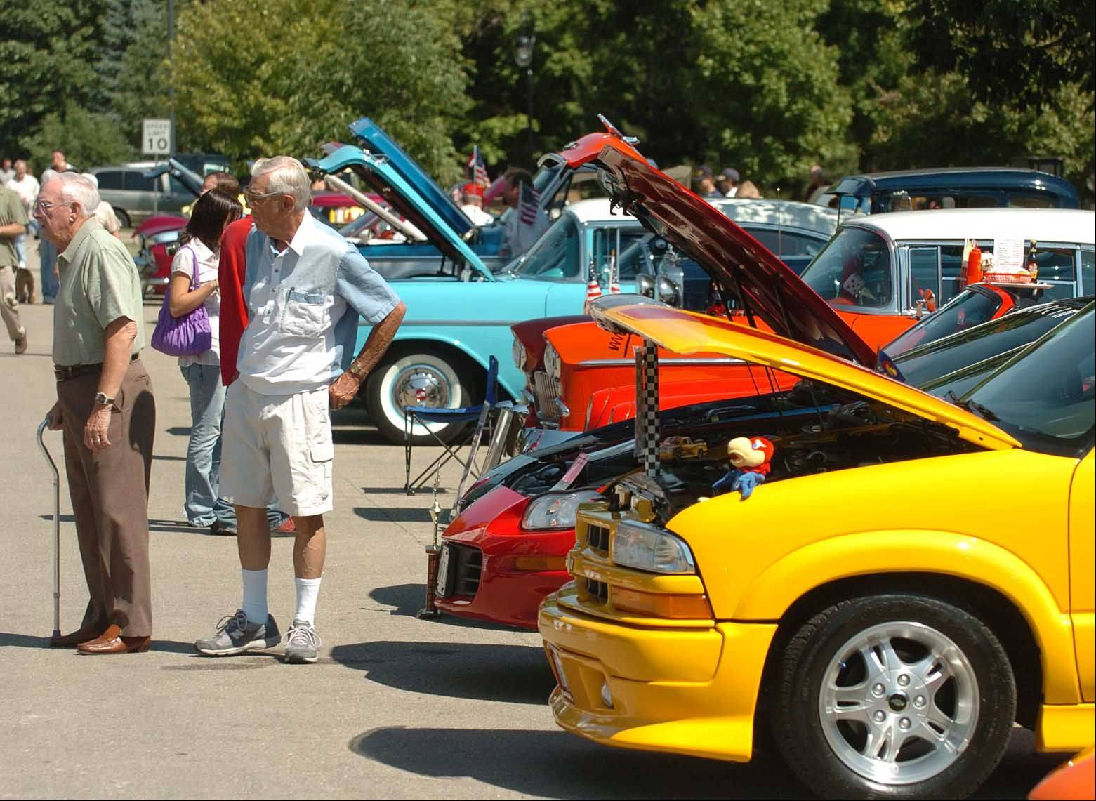 Seven years ago Naperville�s Judd Kendall VFW post hosted the Cruisin� for the Troops Car Show. The event has since morphed into the widely successful Rockin� for the Troops concert held in mid-July.