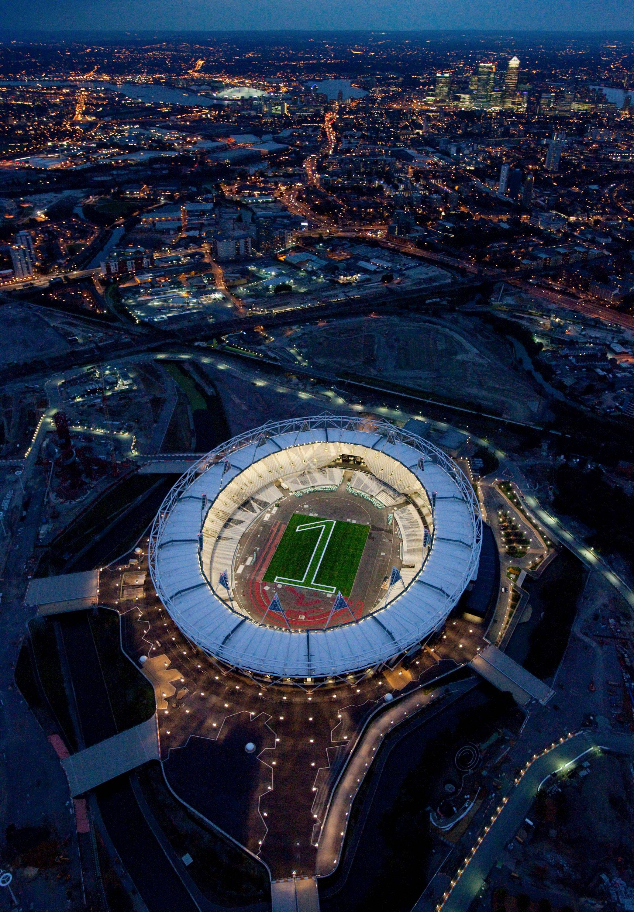 Homes near the Olympic Stadium have risen about 19 percent since London won the right to host the 2012 Games five years ago, compared with a gain of 27 percent across the capital.