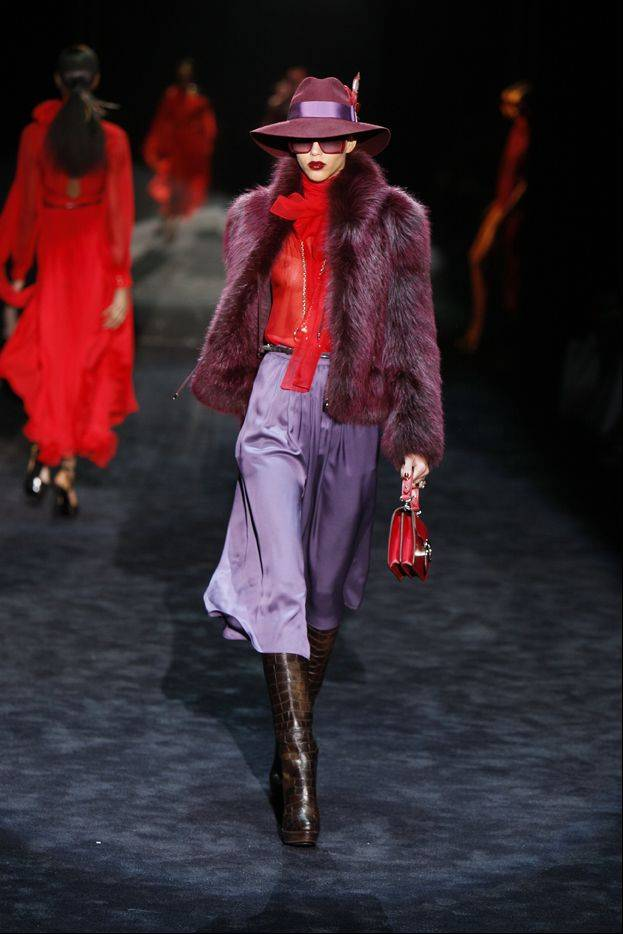 Images: Fur makes a comback