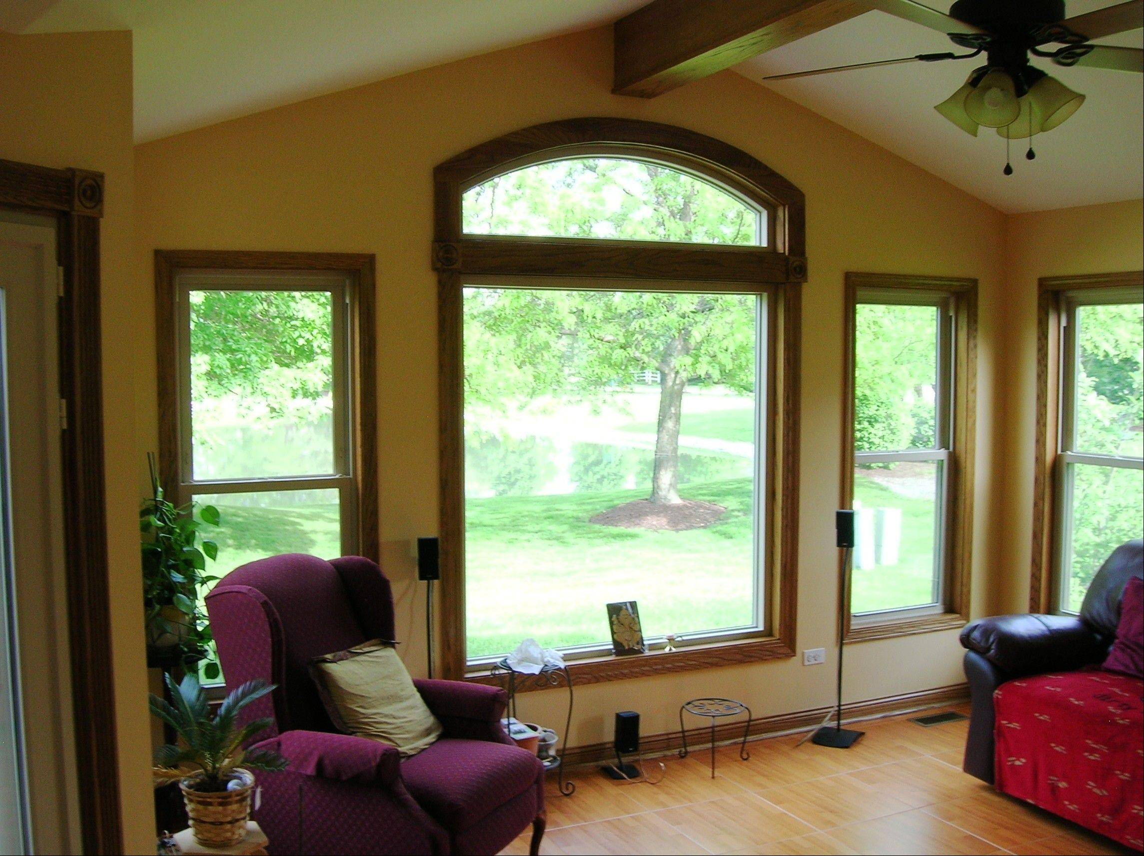The average sunroom addition costs between $20,000 and $50,000.