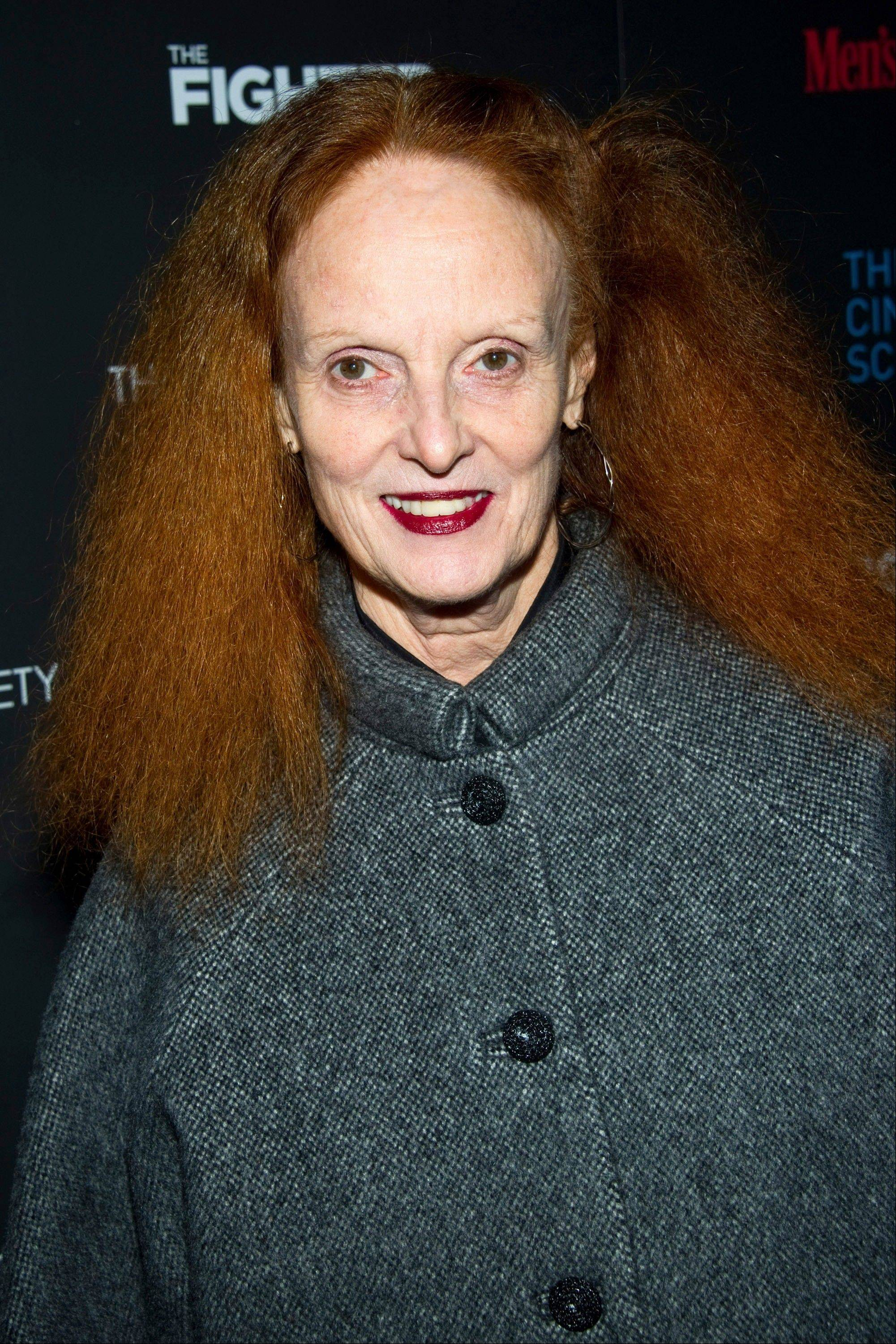 Grace Coddington, the creative director of Vogue, will tell her story from the front row of fashion in a memoir. The as-yet-untitled book with be written in collaboration with Vanity Fair style editor-at-large Michael Roberts, a longtime friend and colleague. It will include some of Coddington's own illustrations.
