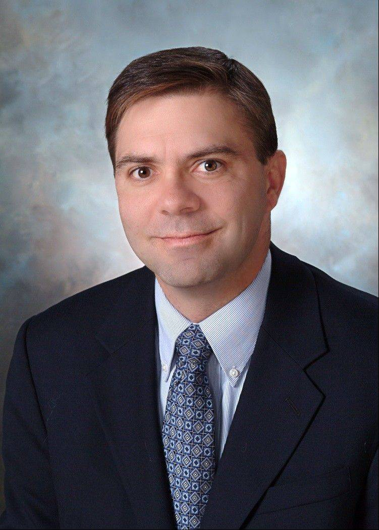 Brian Lazorishak is co-manager of the Chase Mid-Cap Growth Fund.