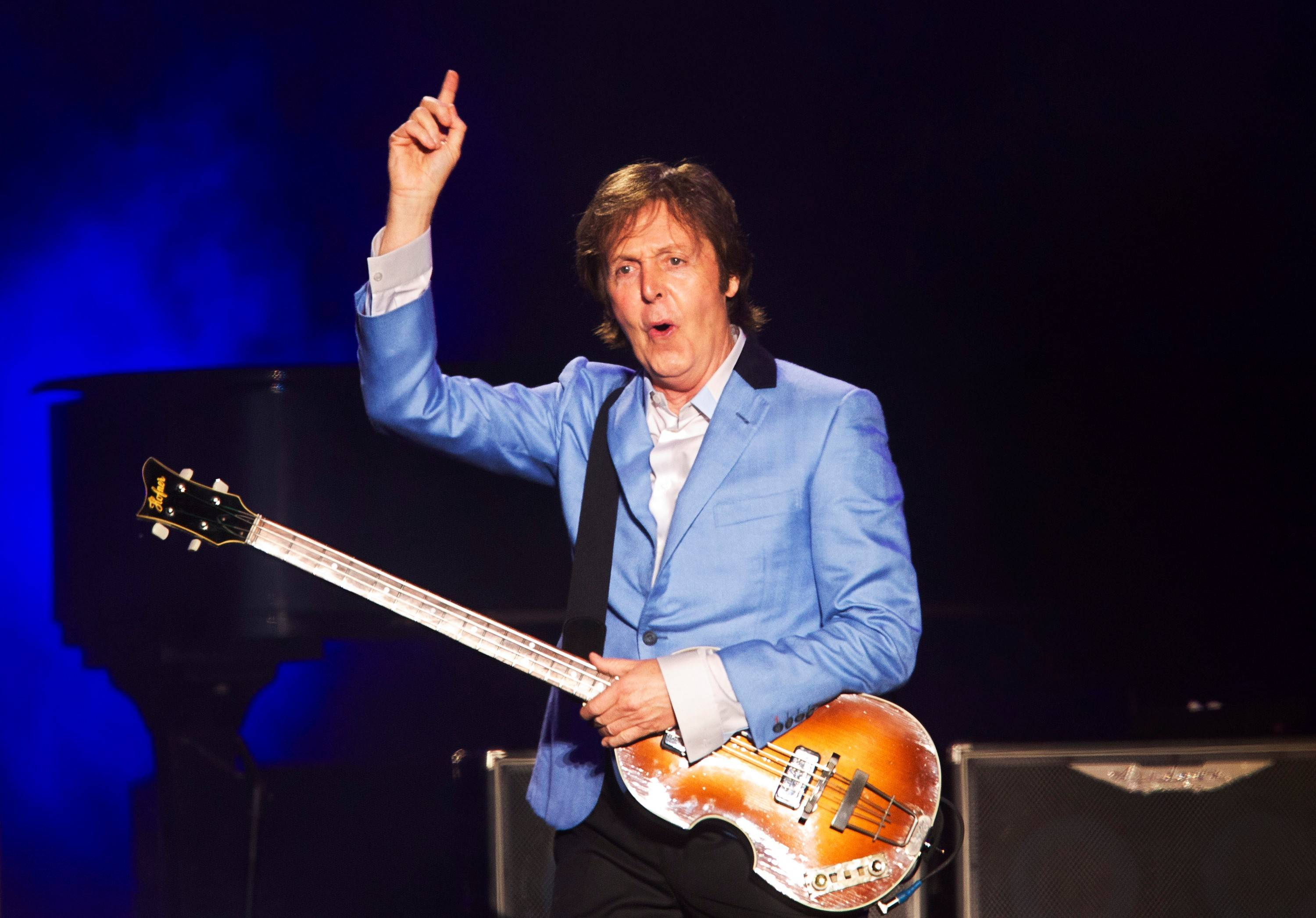 Paul McCartney headlines Wrigley Field in concerts Sunday and Monday.