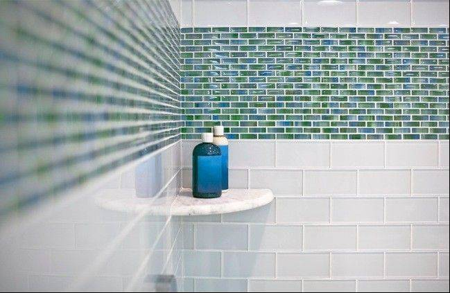 Tile Moves From Floors To The Wall
