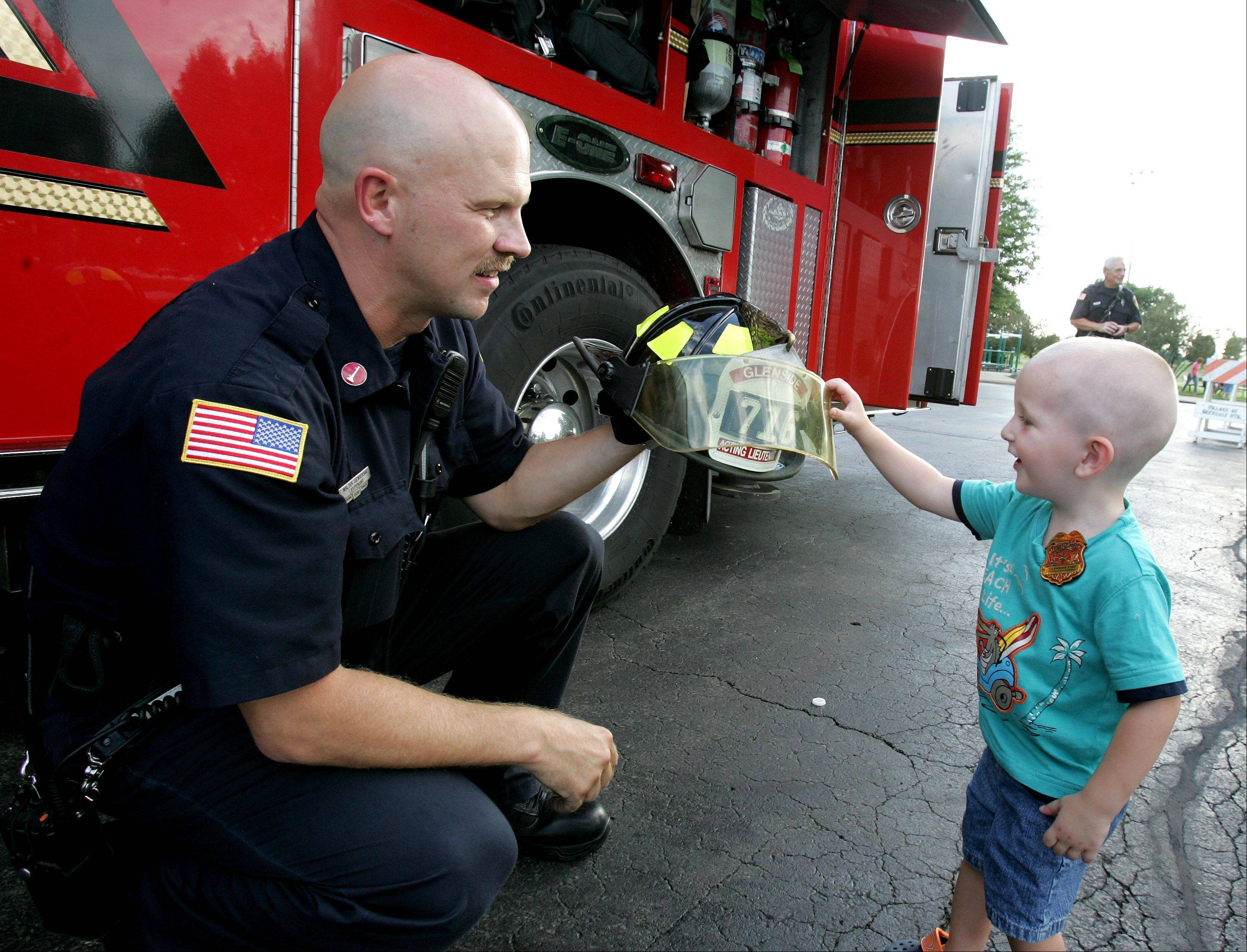 National Night Out unites police, communities