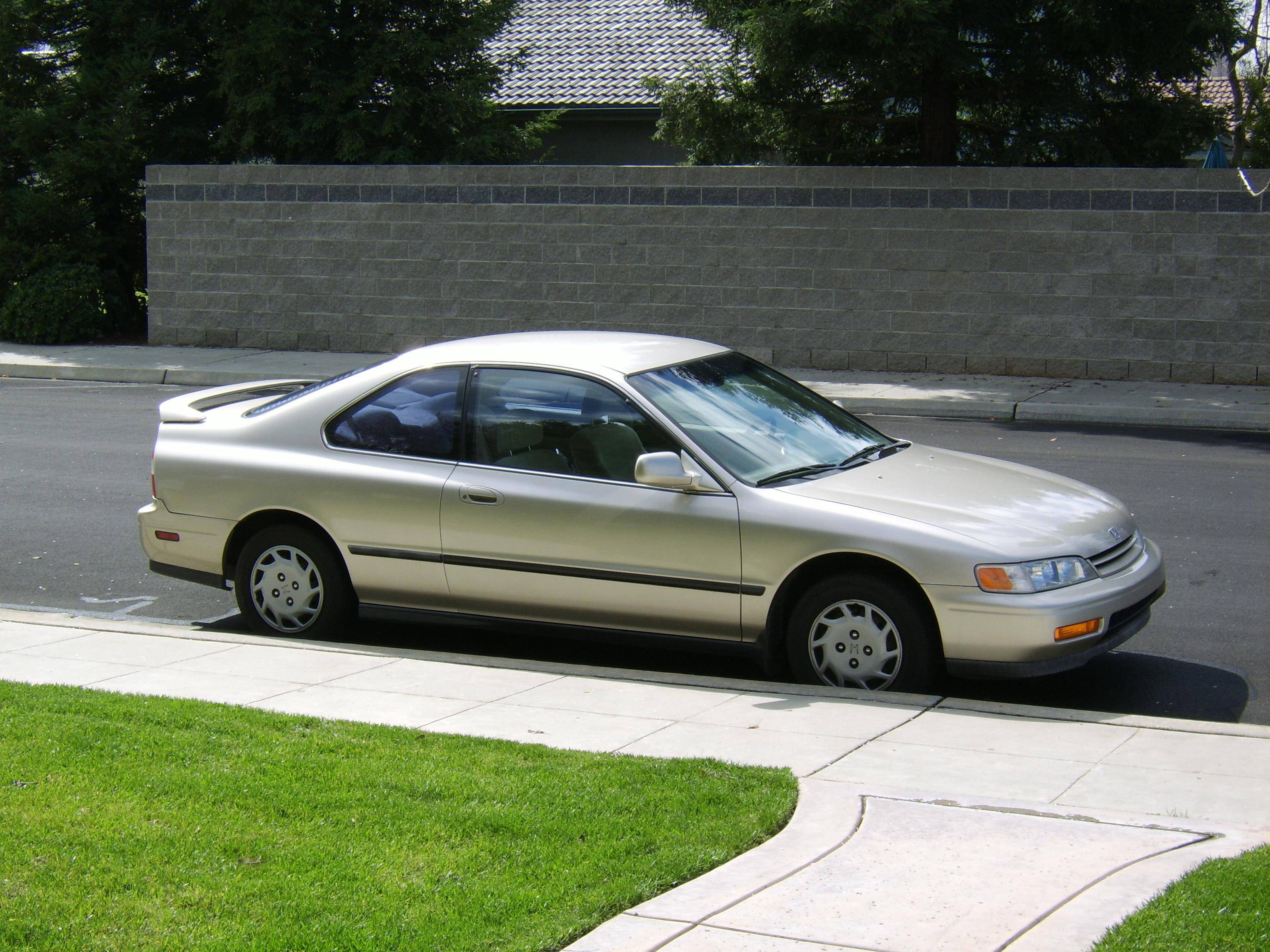Honda Motor Co.'s 1994 Accord was the most-frequently stolen car in the U.S. in 2010 for the third straight year as weak security systems and a demand for parts drew thieves, the National Insurance Crime Bureau said.