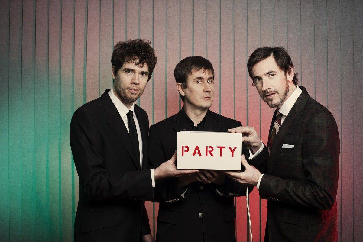 Mountain Goats bring literary touches to folk-rock songs