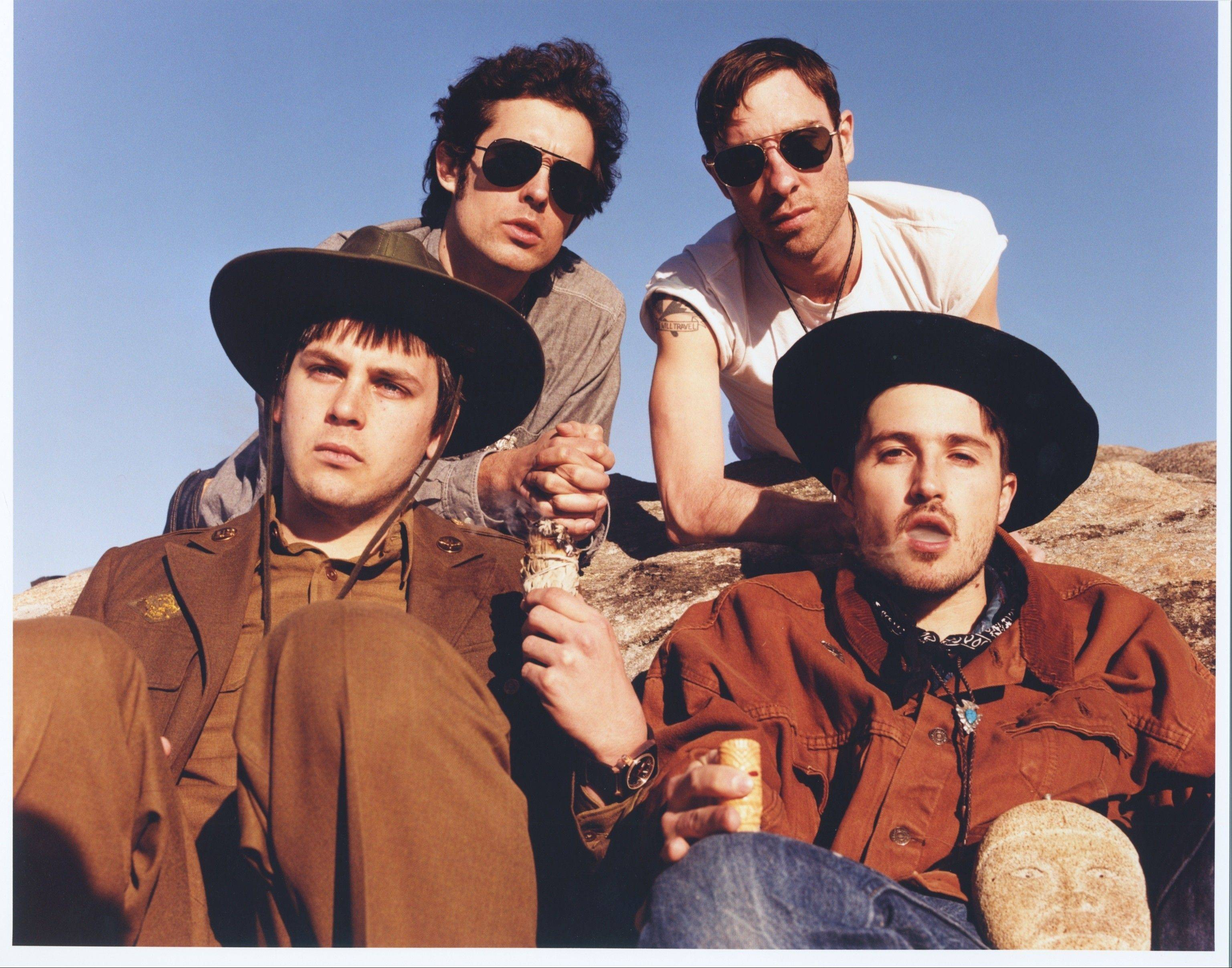 Like gritty grimy rock 'n' roll? The Black Lips will deliver just that at Lollapalooza.
