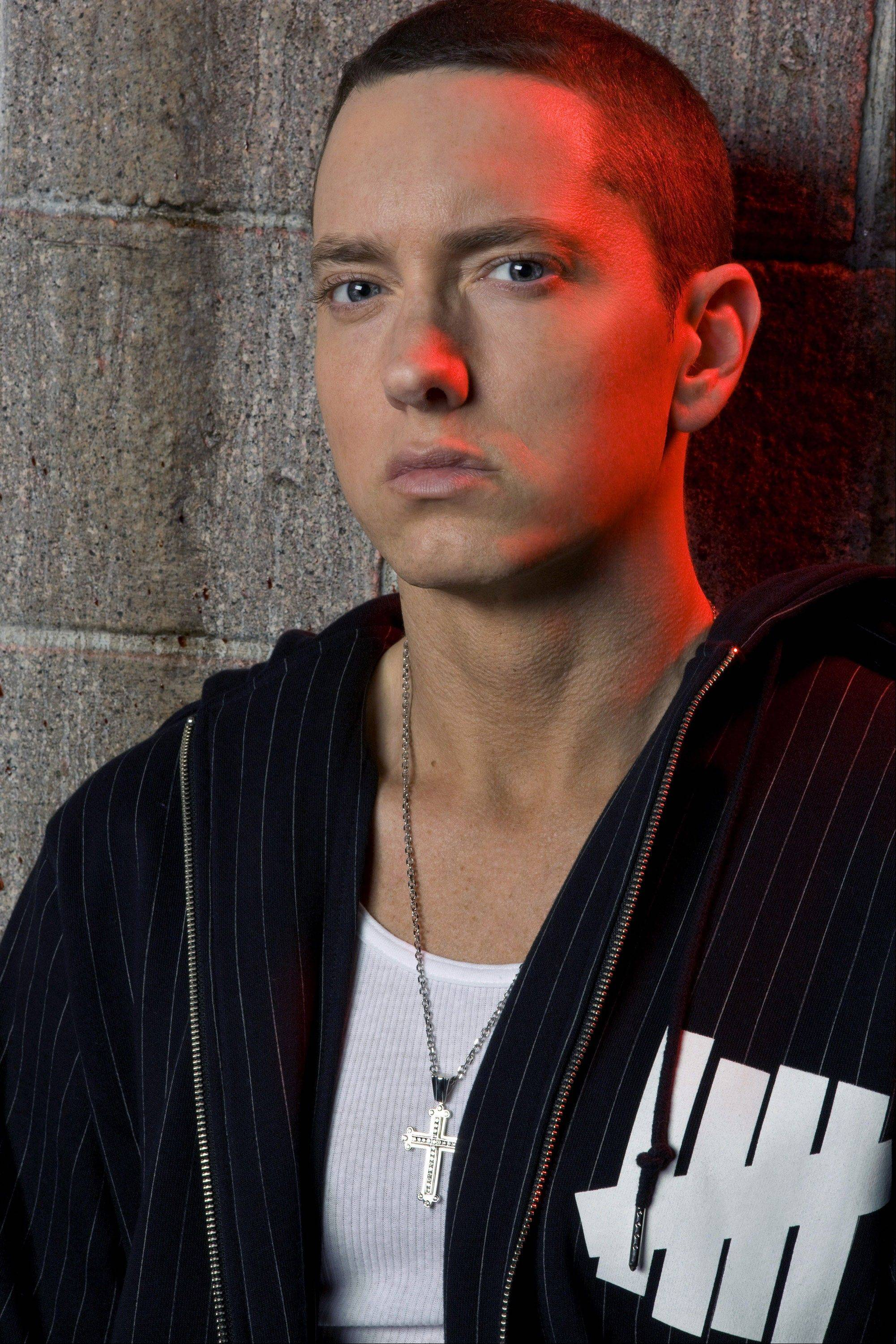 "Eminem caps off a resurgent year -- his record ""Recovery"" was the best-selling album of 2010 -- with a headlining spot at Lollapalooza this weekend."