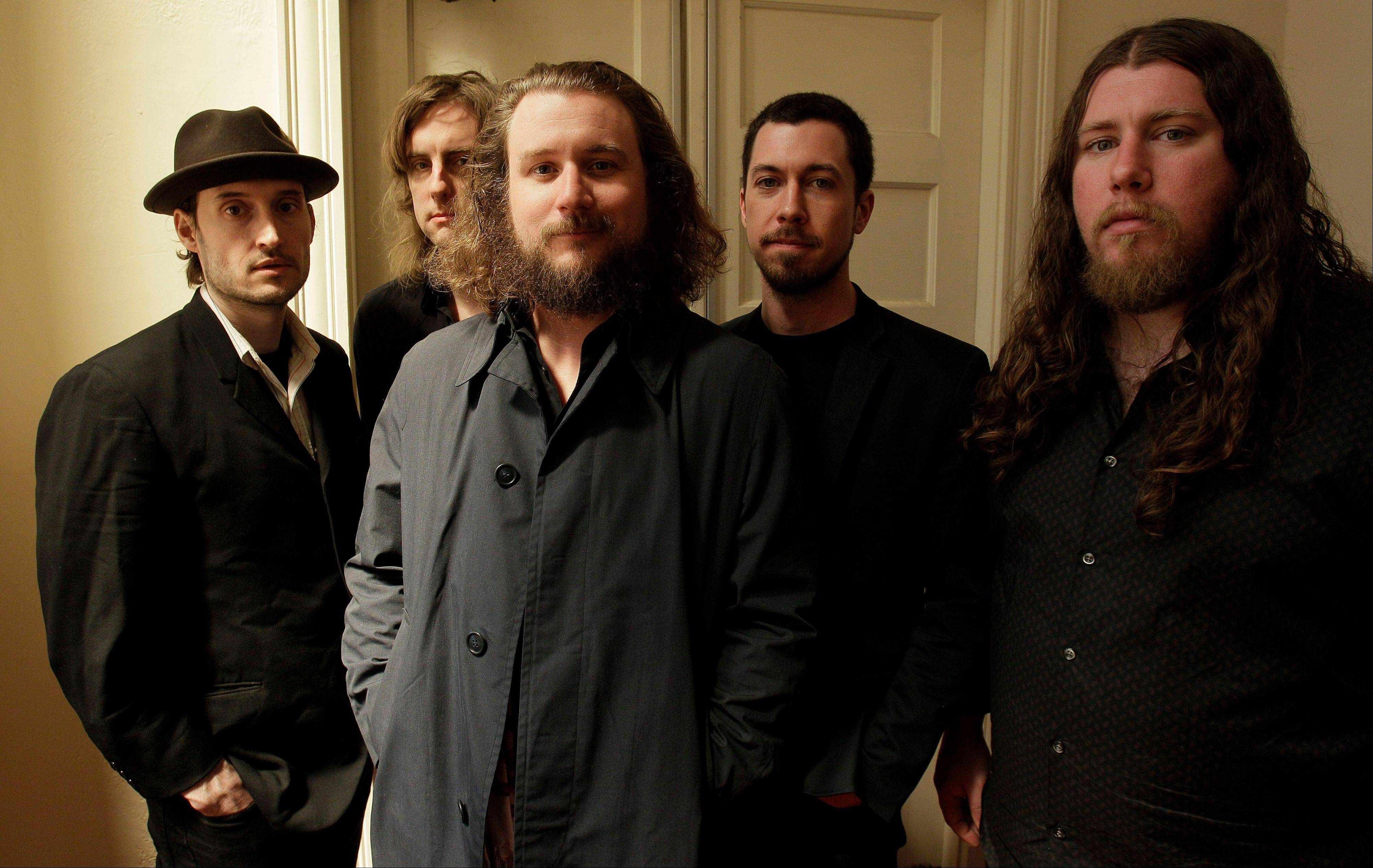 Contemporary Southern rockers My Morning Jacket are one of this year's headliners.