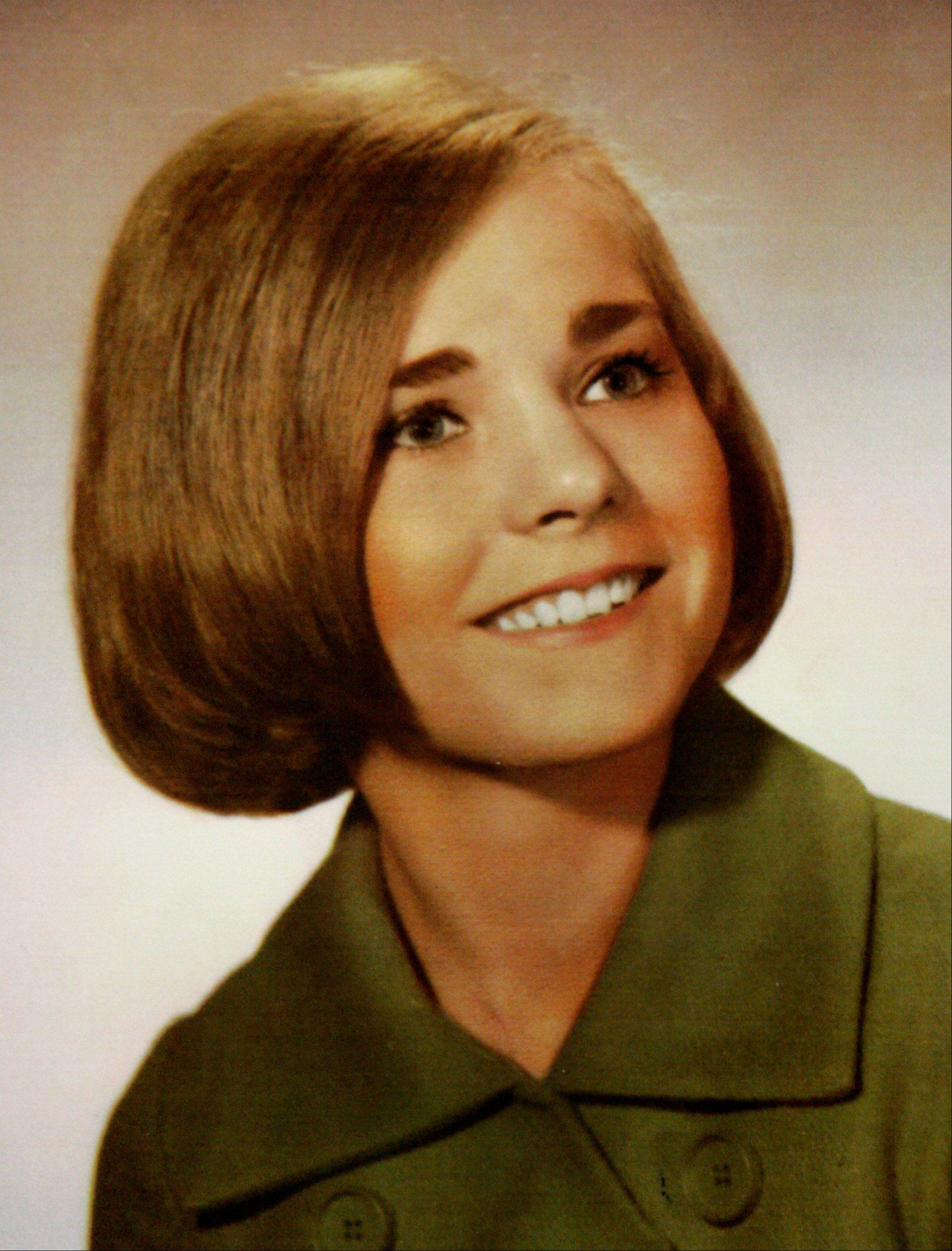 Darlene Stack of Wheaton was stabbed to death in 1976. Charges were filed Tuesday against Michael Whitney for the killing.