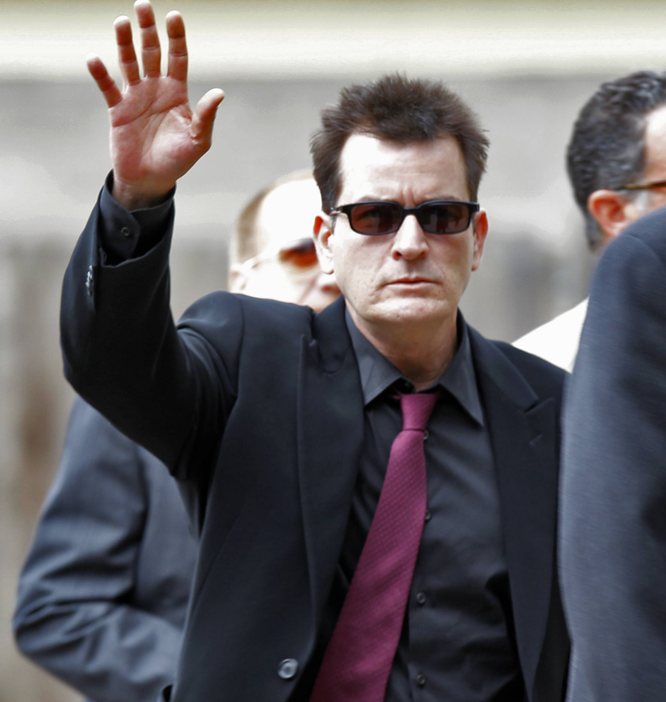 "Reports surfaced Tuesday that Charlie Sheen's character on ""Two and A Half Men"" will be killed off and given a funeral when the show returns in September."