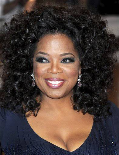 Oprah Winfrey is receiving criticism for being selected to receive the Jean Hersholt Humanitarian Award from the Academy of Motion Picture Arts and Sciences.