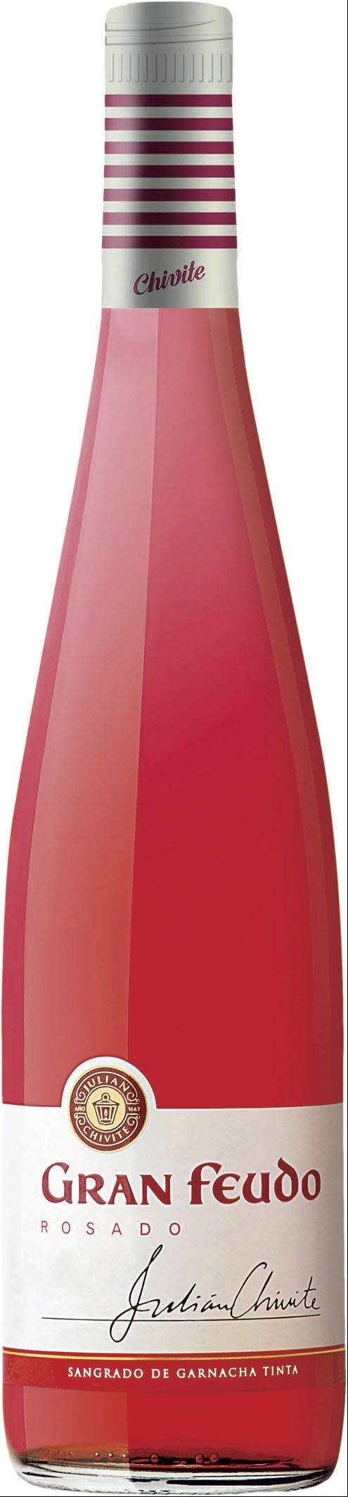 Mary Ross recommends Gran Fuedo Rosado from Navarra, Spain.