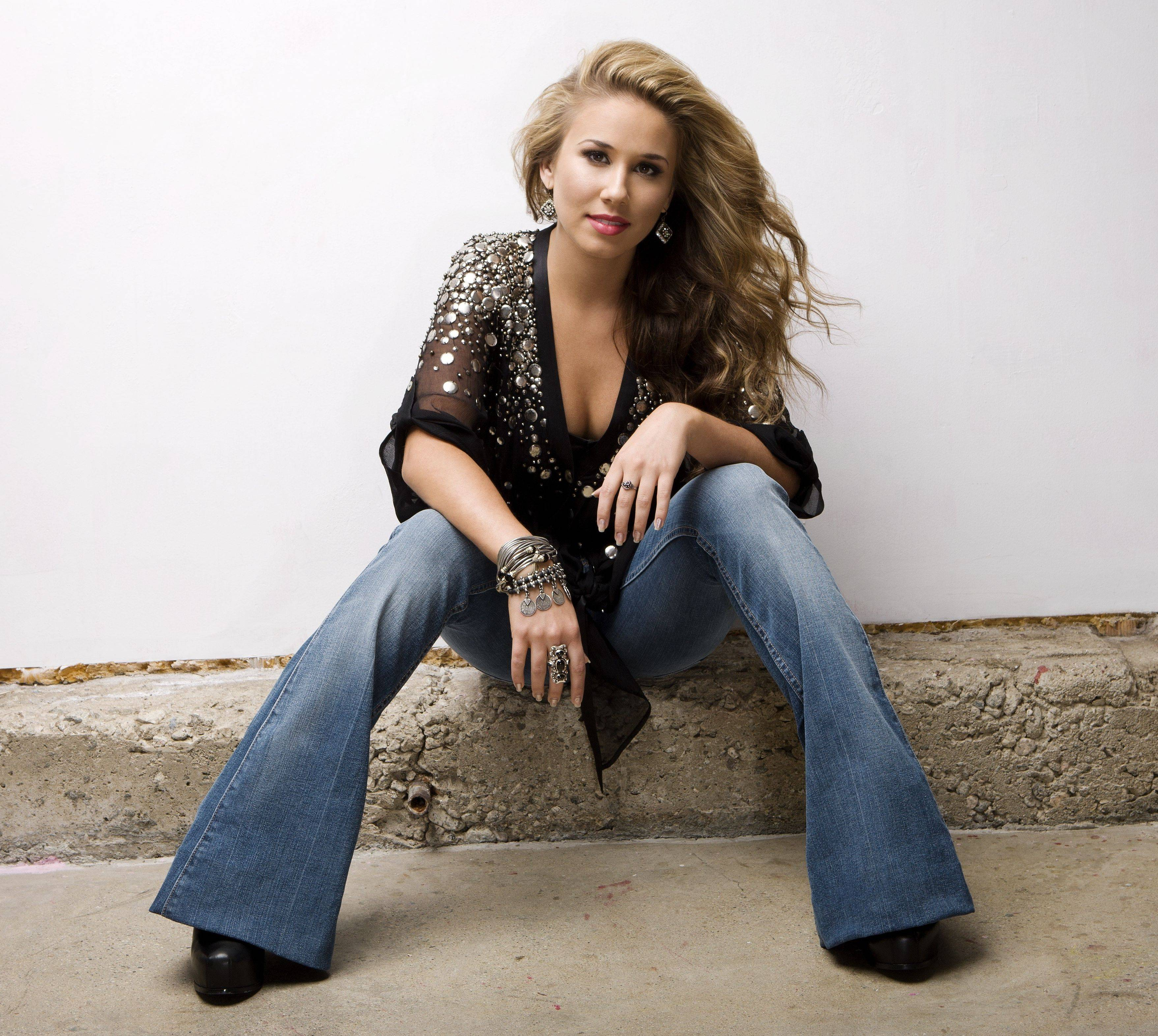 """American Idol's"" Haley Reinhart, Wheeling, has been waiting for her hometown tour date all summer. She will perform Saturday at the Allstate Arena in Rosemont."