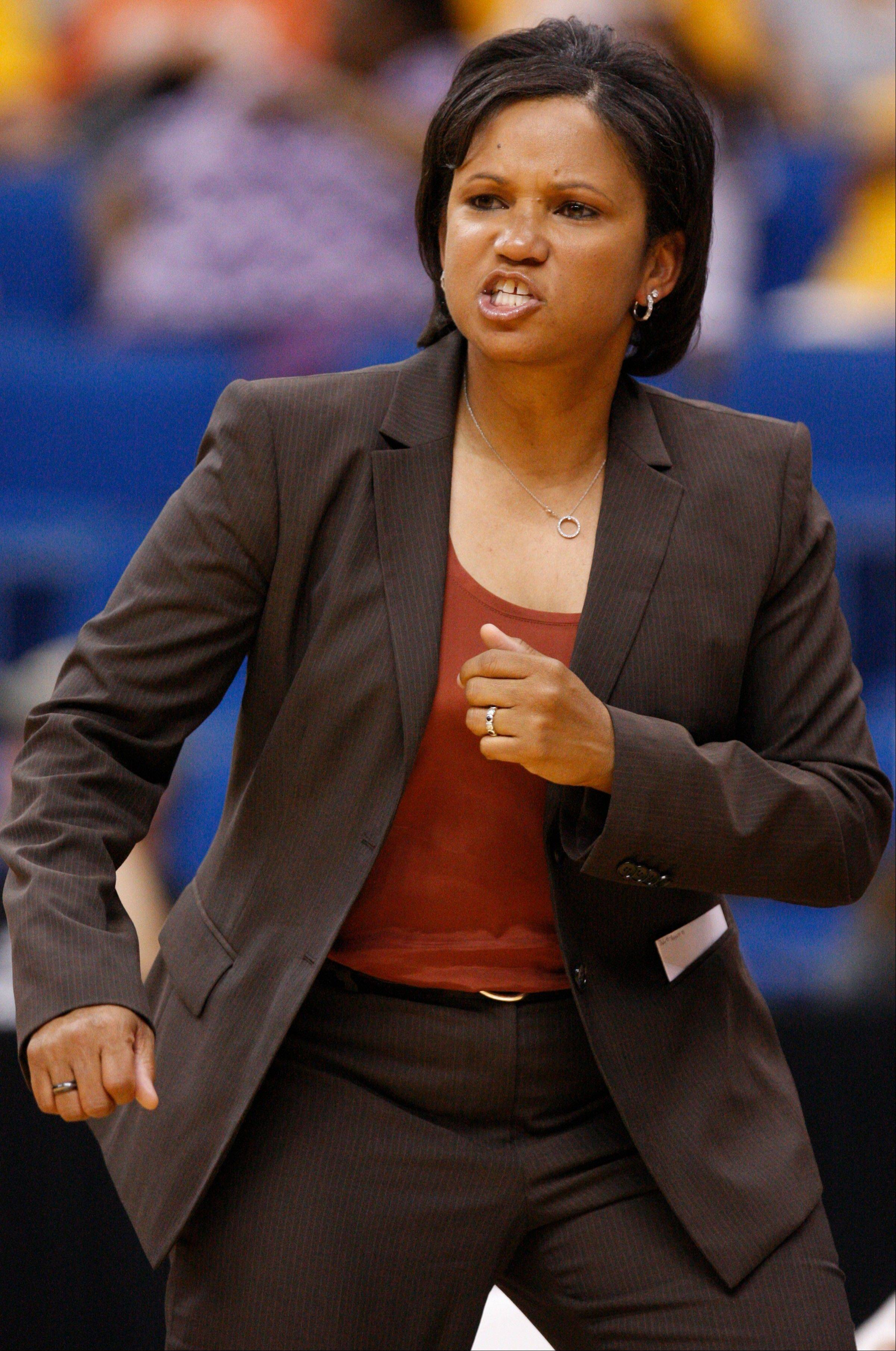 After losing to the New York Liberty on Thursday, coach Pokey Chatman's Chicago Sky team is now 9-12 on the season.