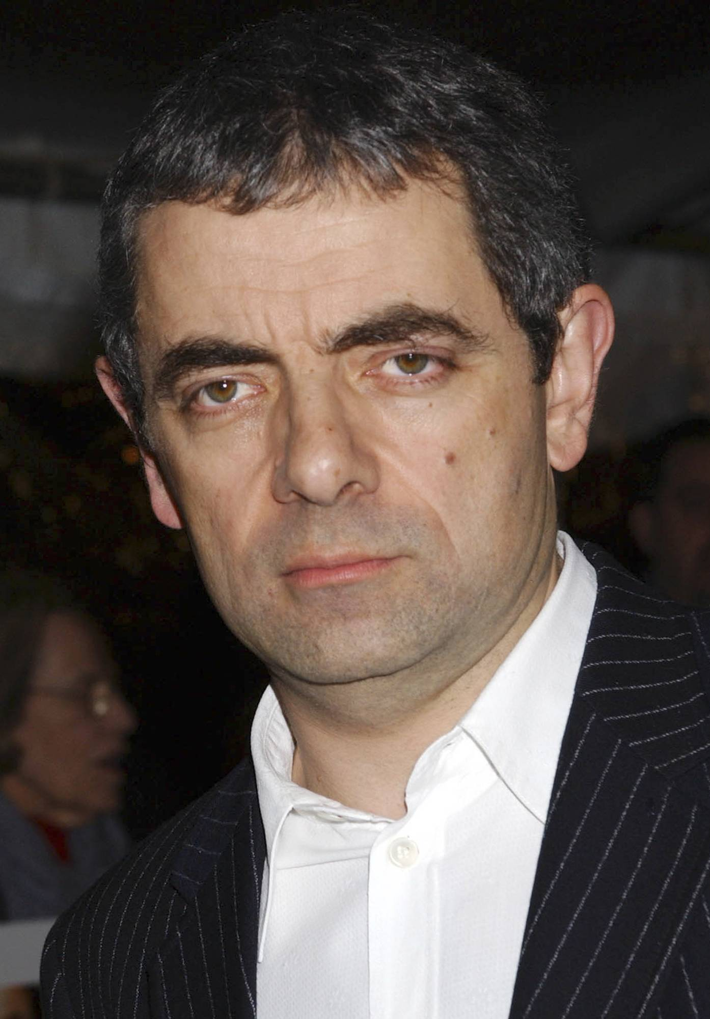 Actor Rowan Atkinson was released from a U.K. hospital Friday after suffering minor injuries in a car accident late Thursday.