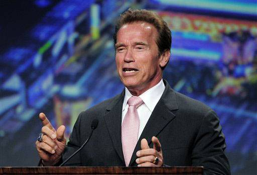 Former California Governor Arnold Schwarzenegger is beginning to make more public appearances following disclosures of his split with his wife Maria Shriver.