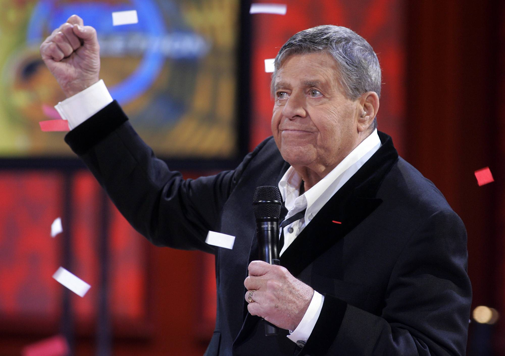 After 45 years Jerry Lewis 85 will no longer be appearing on the Muscular Dystrophy Association's Labor Day telethon.