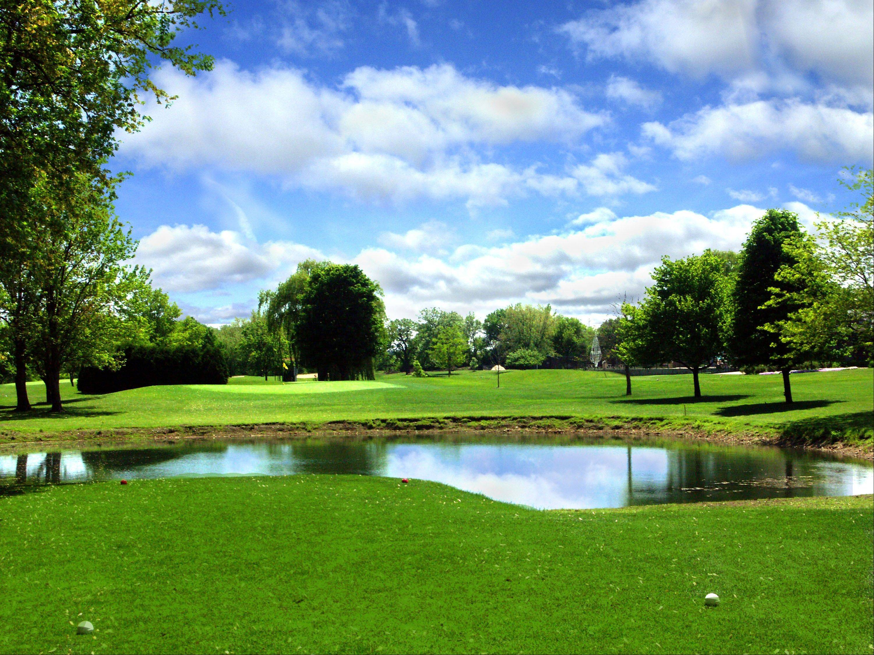 Three tournaments will be held at the Libertyville Golf Course.